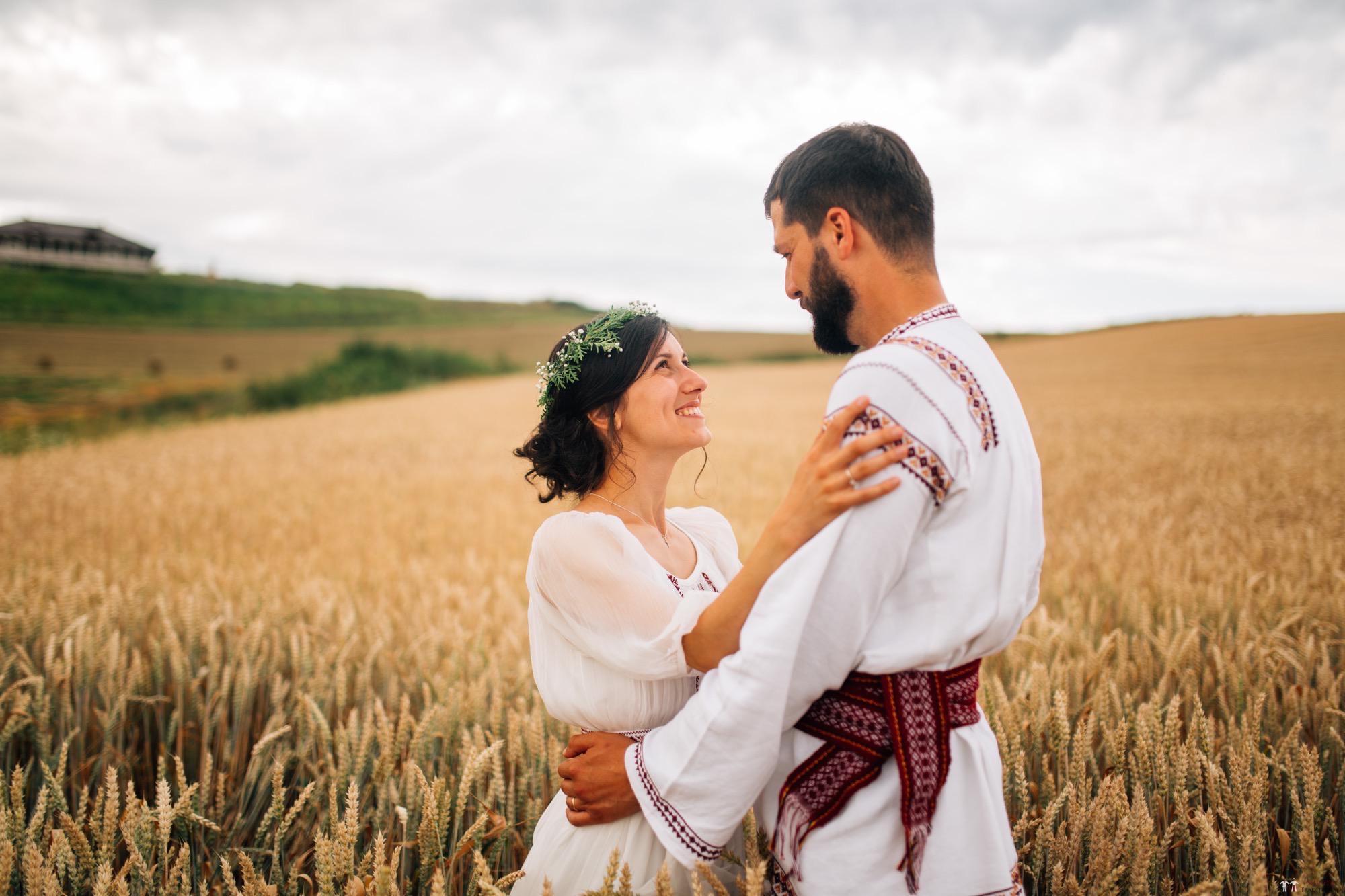 Povești Nunți Tradiționale - Diana și Bogdan. Nuntă tradițională în Găbud, Alba 40