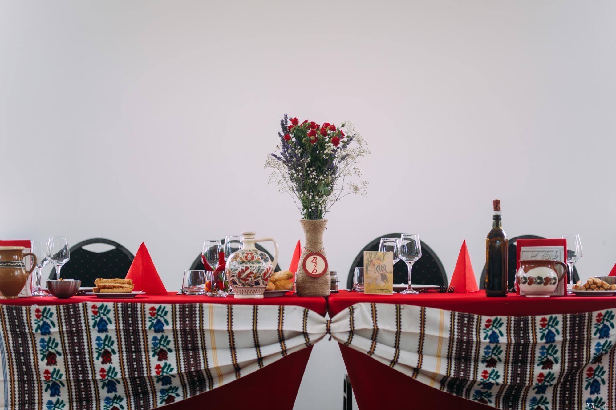 Povești Nunți Tradiționale - Diana și Bogdan. Nuntă tradițională în Găbud, Alba 41