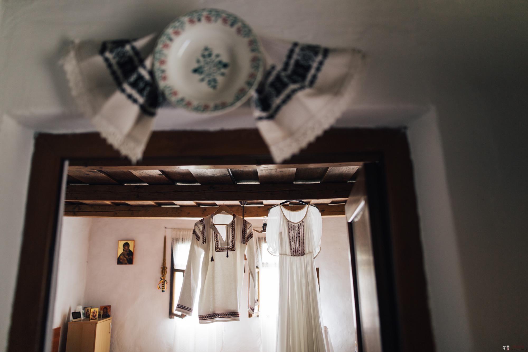 Povești Nunți Tradiționale - Diana și Bogdan. Nuntă tradițională în Găbud, Alba 47