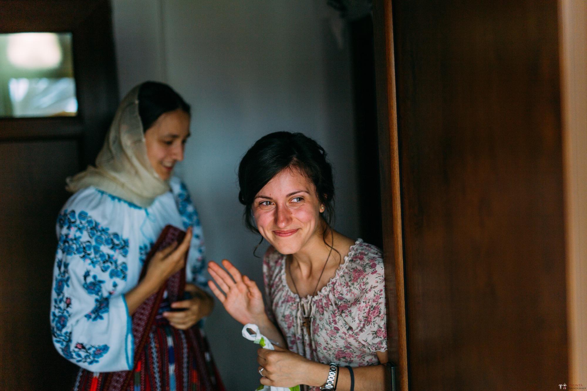 Povești Nunți Tradiționale - Diana și Bogdan. Nuntă tradițională în Găbud, Alba 48