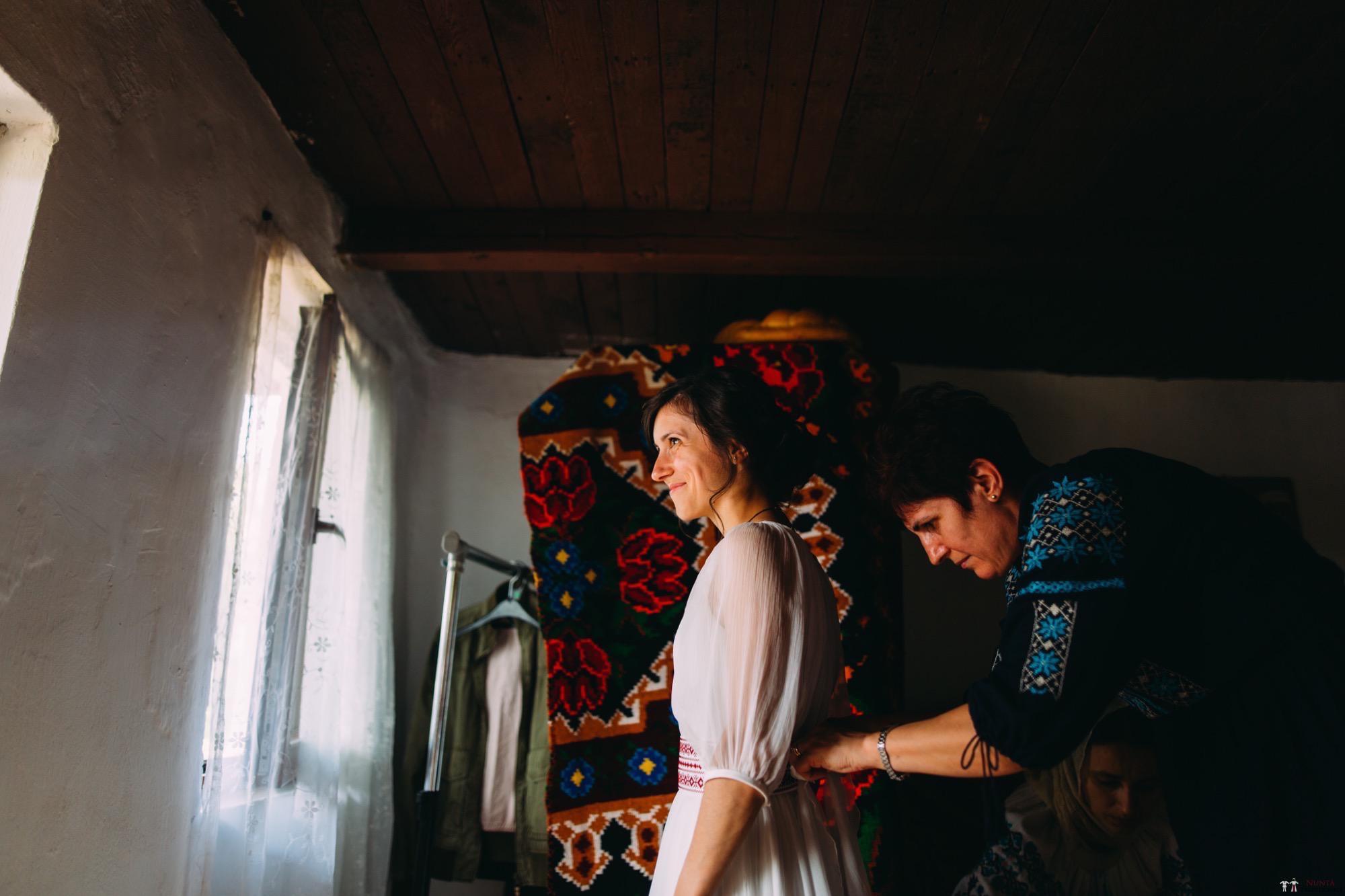 Povești Nunți Tradiționale - Diana și Bogdan. Nuntă tradițională în Găbud, Alba 52