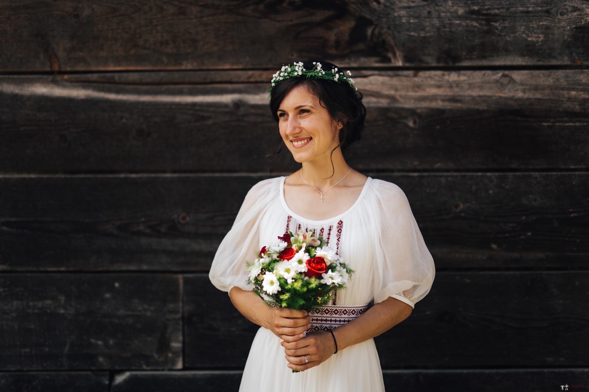 Povești Nunți Tradiționale - Diana și Bogdan. Nuntă tradițională în Găbud, Alba 56