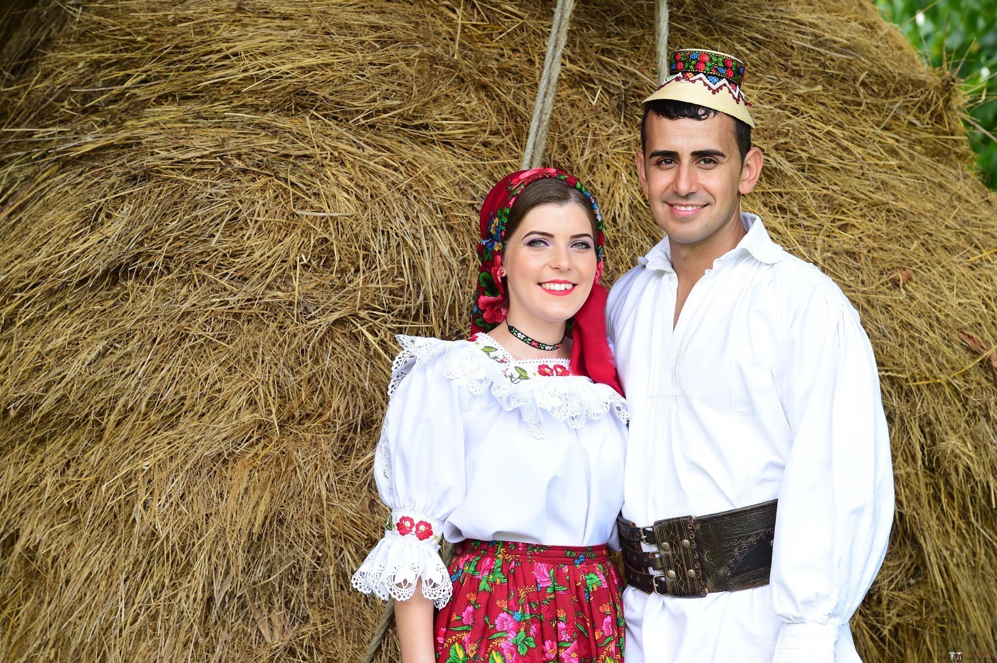 Povești Nunți Tradiționale - Florentina Vlad și Lemnean Ionuț. Cununie tradițională în Baia Mare 10