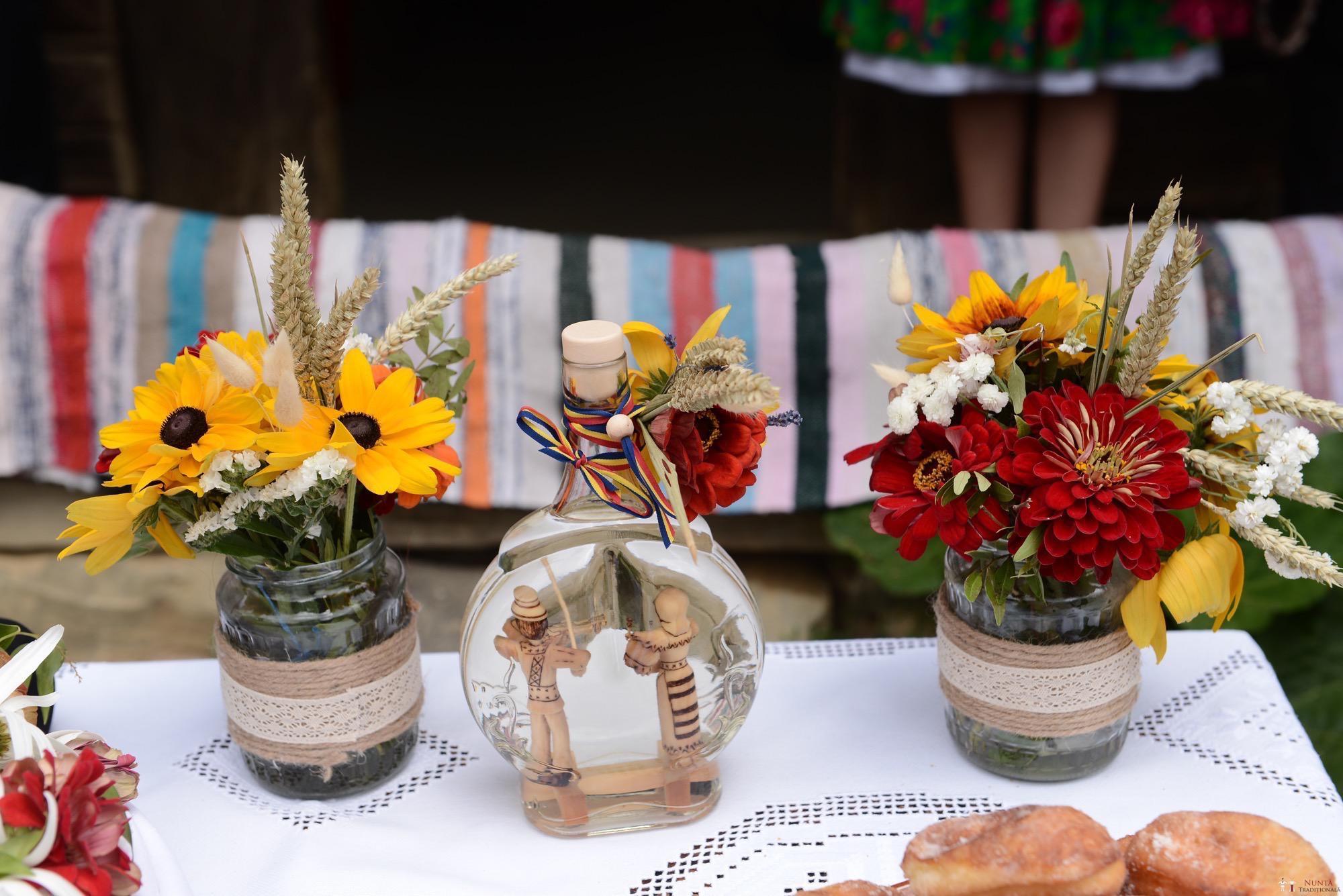 Povești Nunți Tradiționale - Florentina Vlad și Lemnean Ionuț. Cununie tradițională în Baia Mare 12