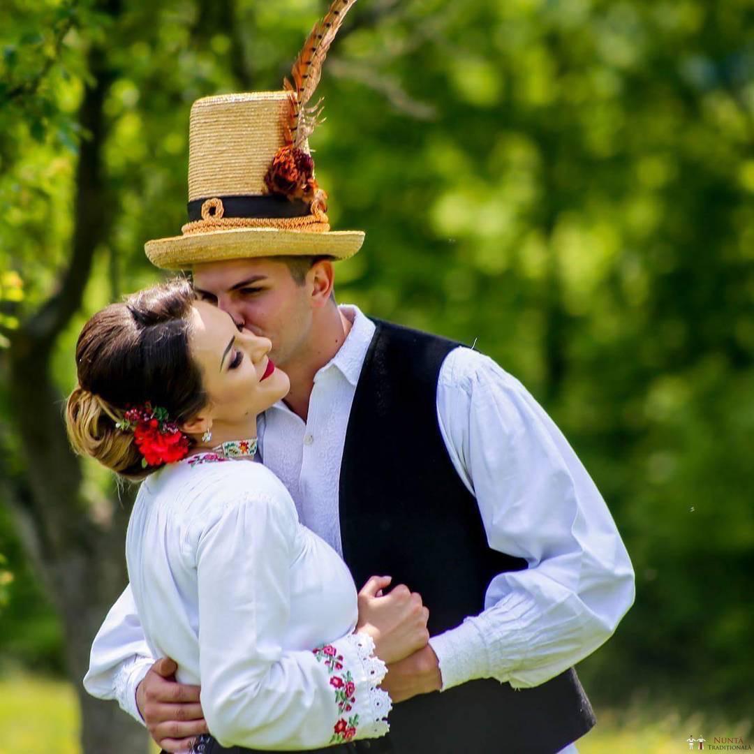 Povești Nunți Tradiționale - Florentina Vlad și Lemnean Ionuț. Cununie tradițională în Baia Mare 1