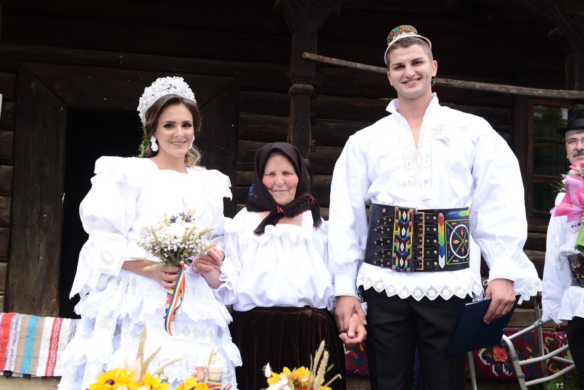 Povești Nunți Tradiționale - Florentina Vlad și Lemnean Ionuț. Cununie tradițională în Baia Mare 21