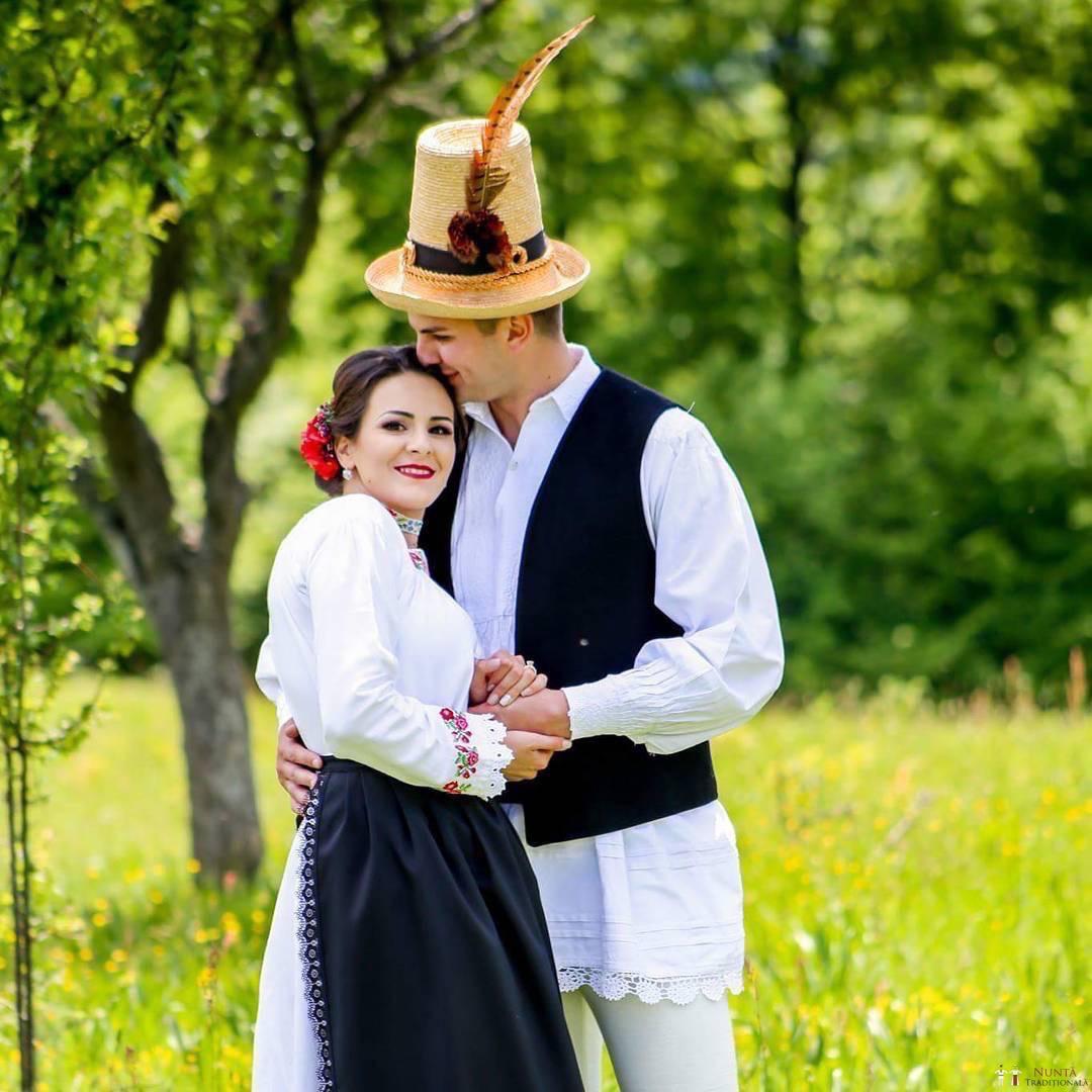 Povești Nunți Tradiționale - Florentina Vlad și Lemnean Ionuț. Cununie tradițională în Baia Mare 2