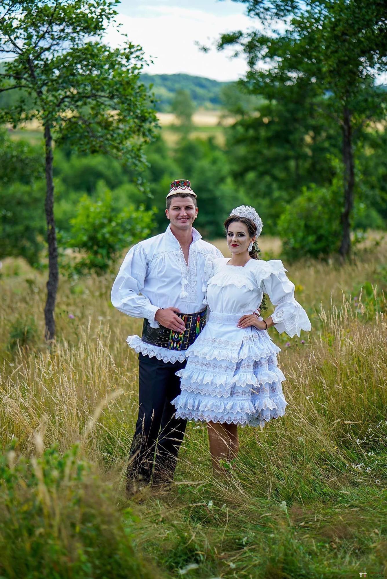 Povești Nunți Tradiționale - Florentina Vlad și Lemnean Ionuț. Cununie tradițională în Baia Mare 29