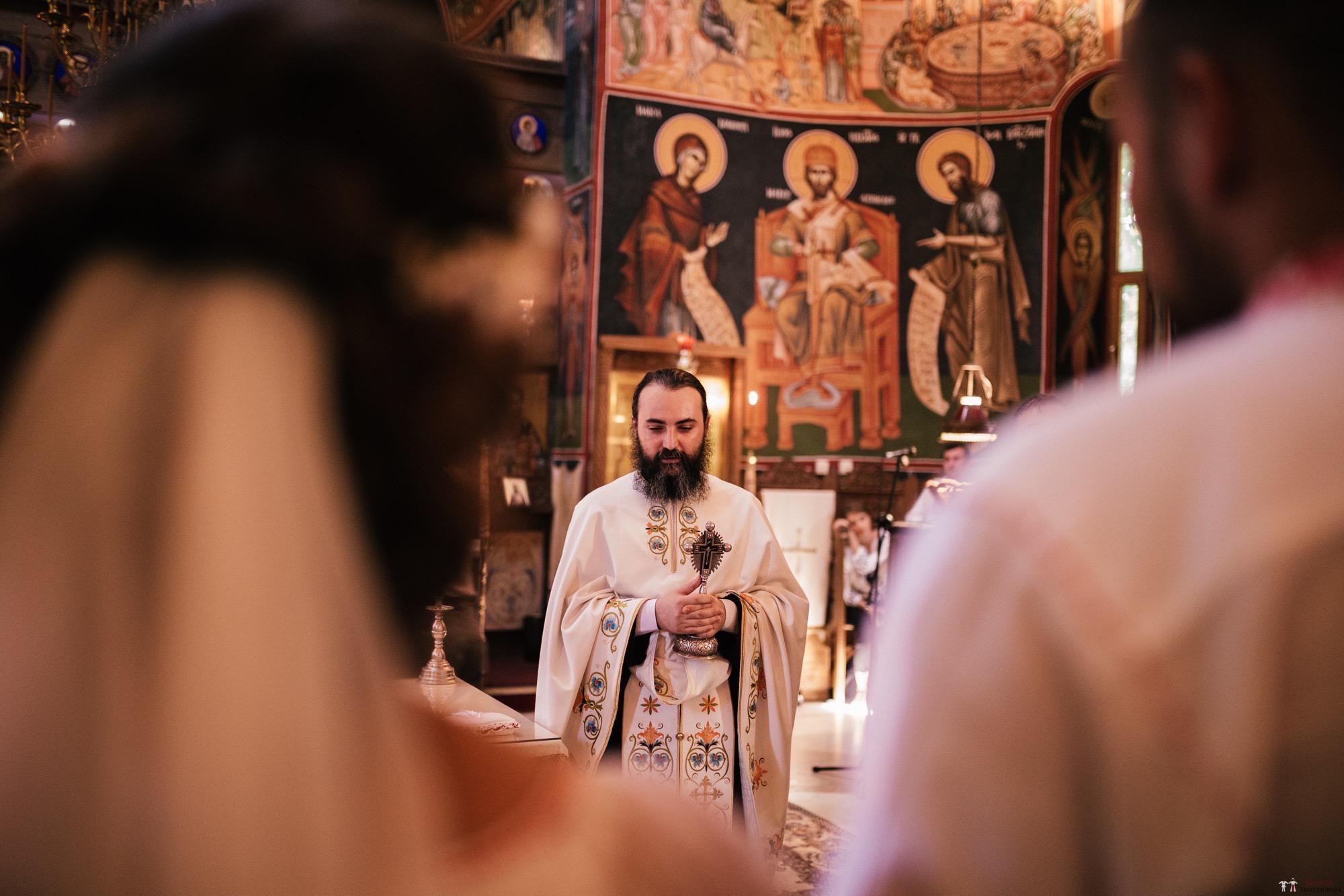 Povești Nunți Tradiționale - Oana și Silviu. Nuntă tradițional românească în București 29