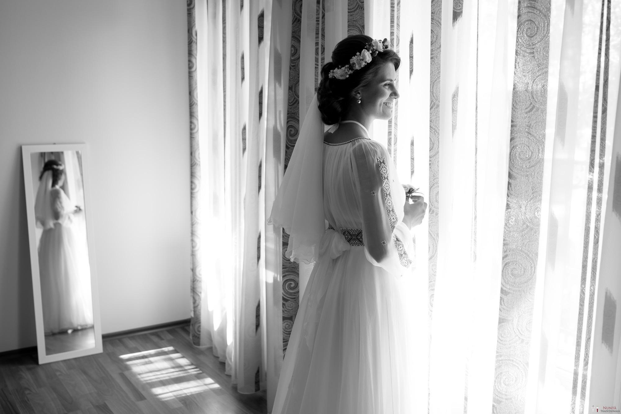 Povești Nunți Tradiționale - Oana și Silviu. Nuntă tradițional românească în București 50