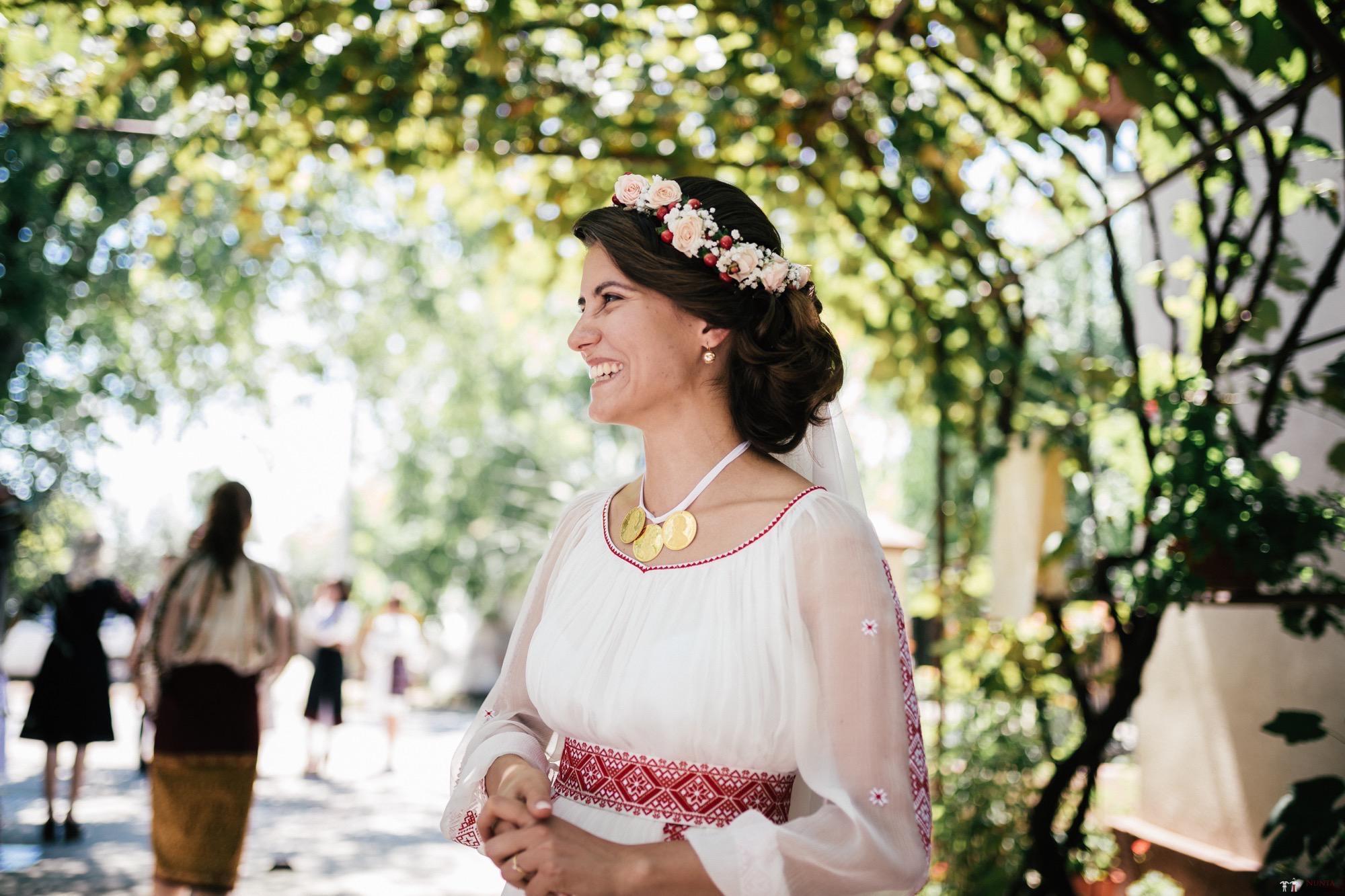 Povești Nunți Tradiționale - Oana și Silviu. Nuntă tradițional românească în București 63