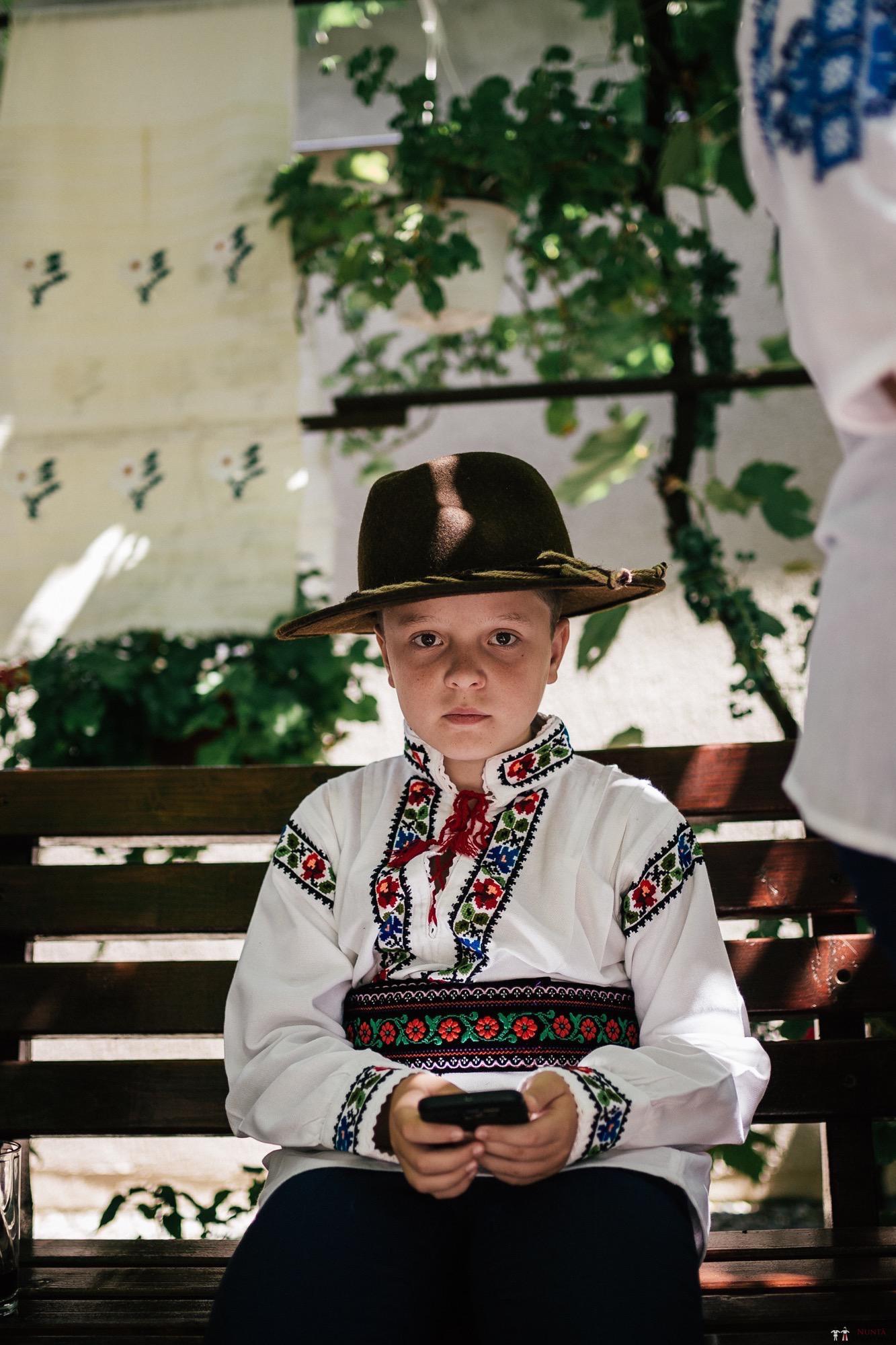 Povești Nunți Tradiționale - Oana și Silviu. Nuntă tradițional românească în București 66