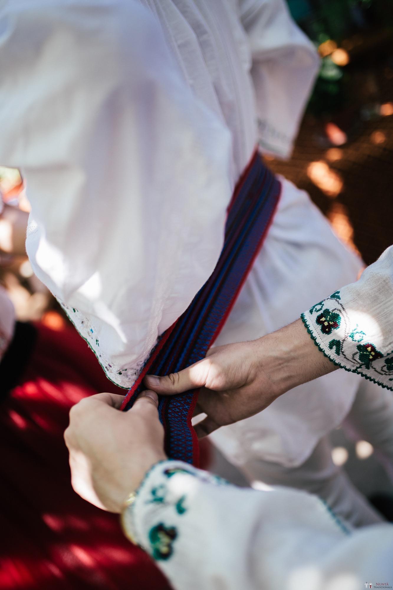 Povești Nunți Tradiționale - Oana și Silviu. Nuntă tradițional românească în București 83