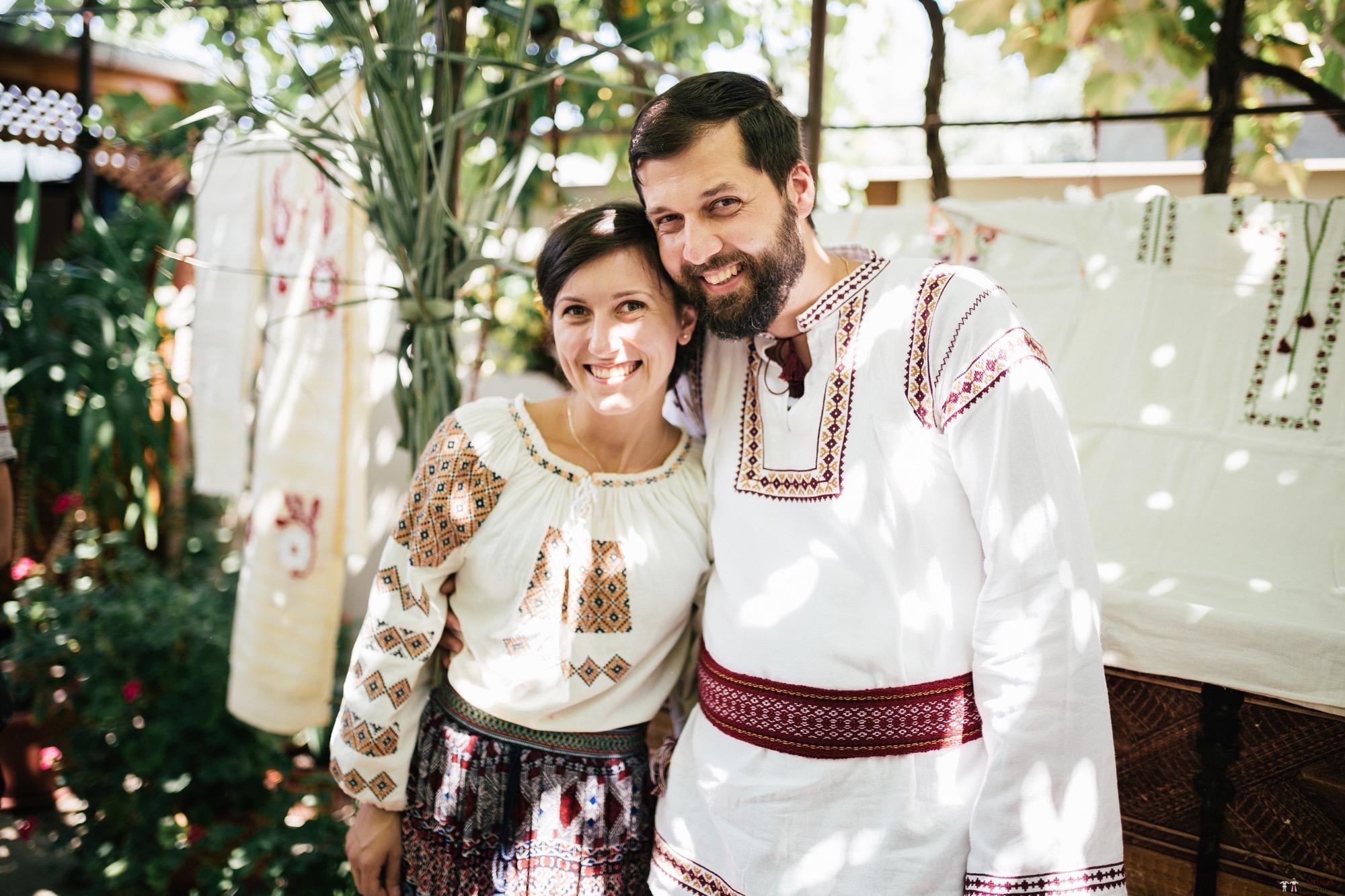 Povești Nunți Tradiționale - Oana și Silviu. Nuntă tradițional românească în București 84