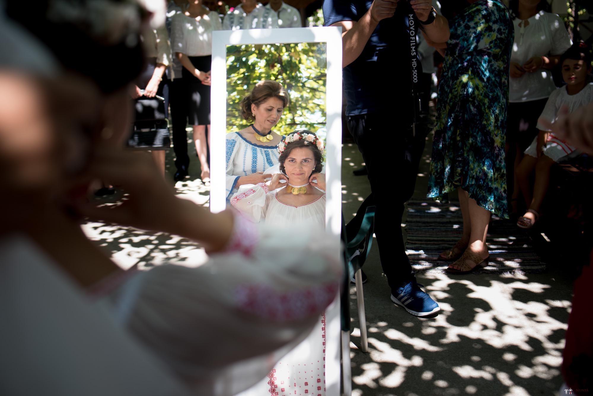 Povești Nunți Tradiționale - Oana și Silviu. Nuntă tradițional românească în București 35