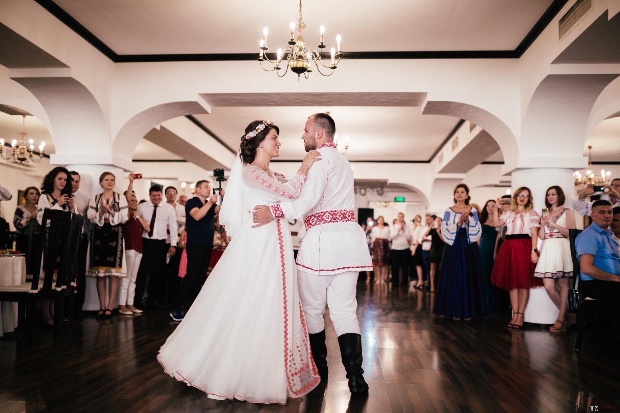 Povești Nunți Tradiționale - Oana și Silviu. Nuntă tradițional românească în București 107