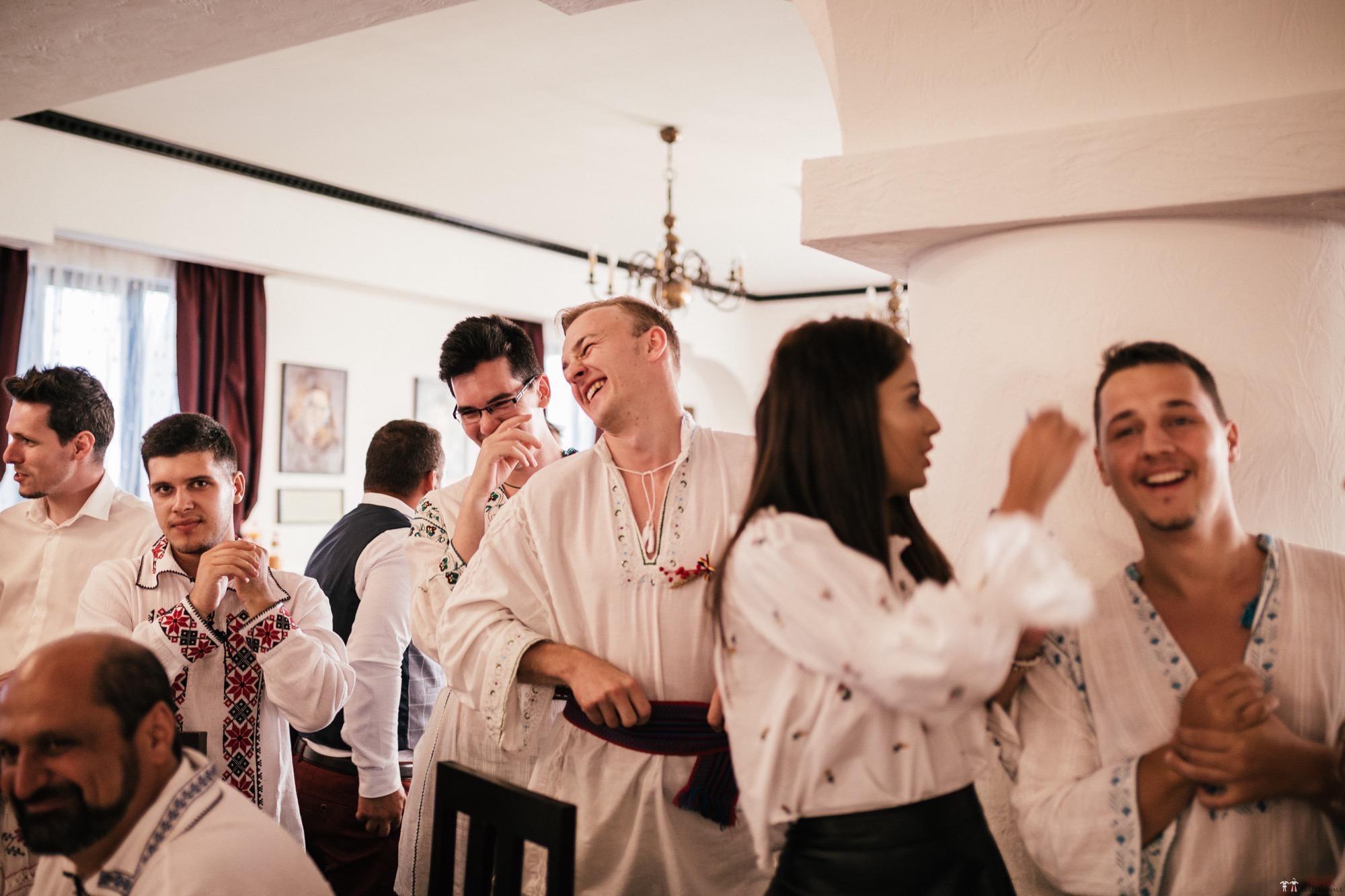 Povești Nunți Tradiționale - Oana și Silviu. Nuntă tradițional românească în București 109