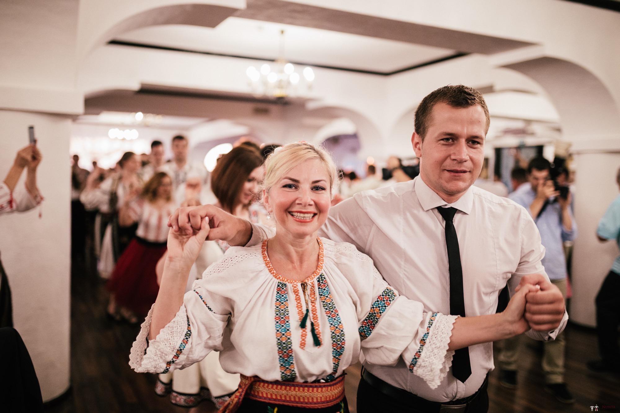 Povești Nunți Tradiționale - Oana și Silviu. Nuntă tradițional românească în București 113
