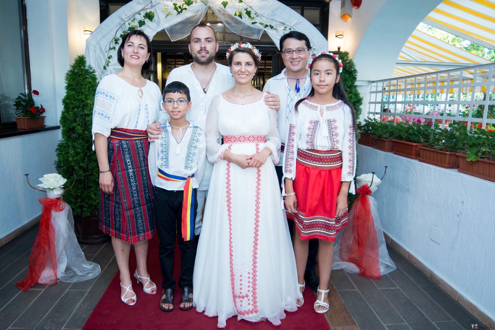 Povești Nunți Tradiționale - Oana și Silviu. Nuntă tradițional românească în București 95