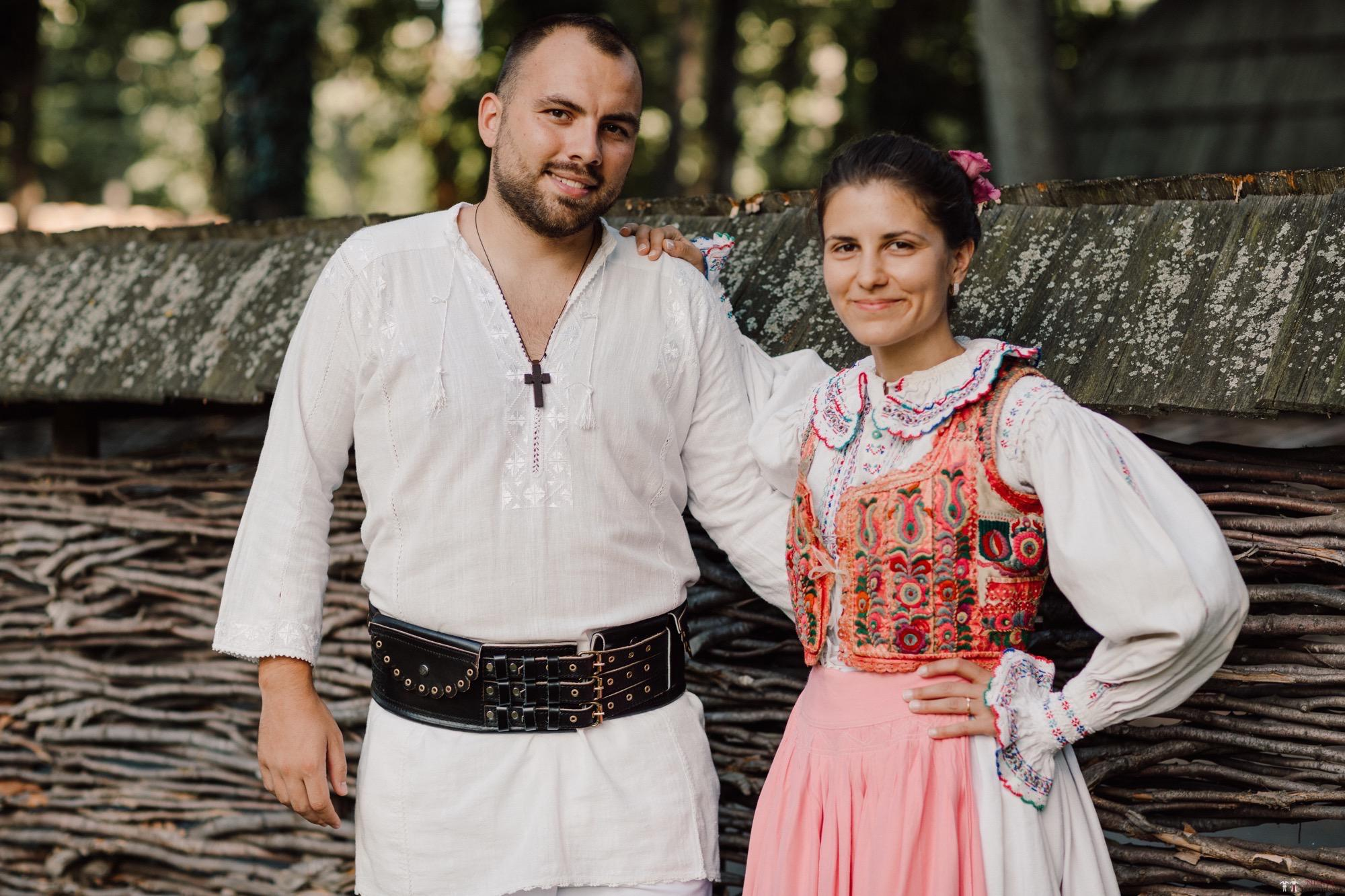 Povești Nunți Tradiționale - Oana și Silviu. Nuntă tradițional românească în București 120