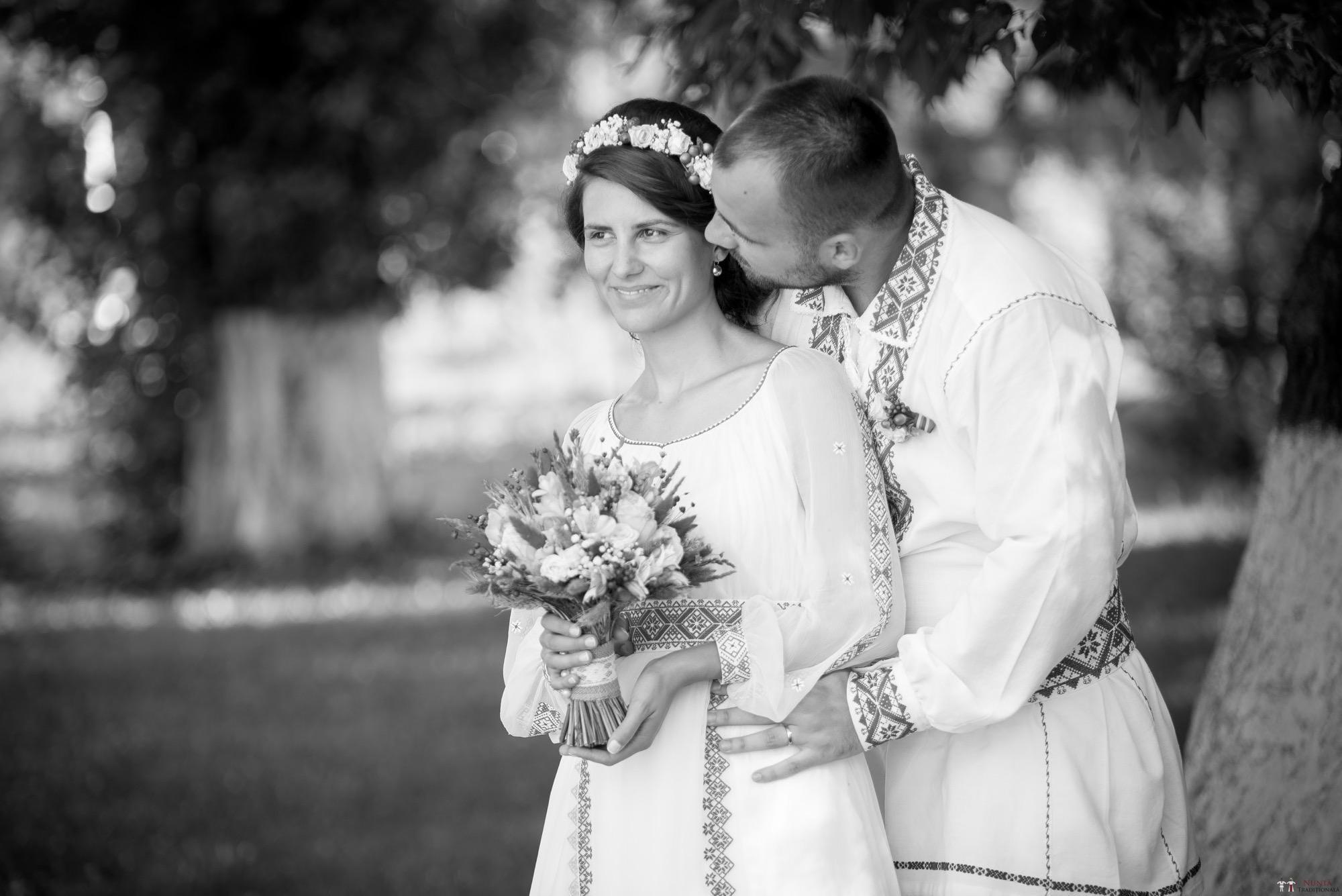 Povești Nunți Tradiționale - Oana și Silviu. Nuntă tradițional românească în București 130