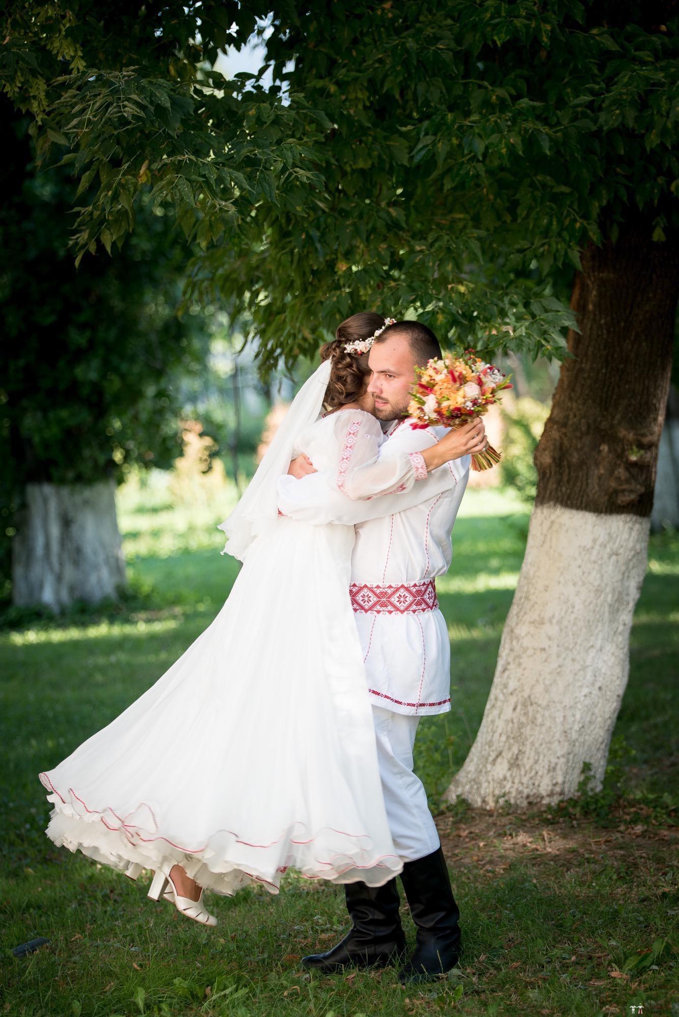 Povești Nunți Tradiționale - Oana și Silviu. Nuntă tradițional românească în București 131