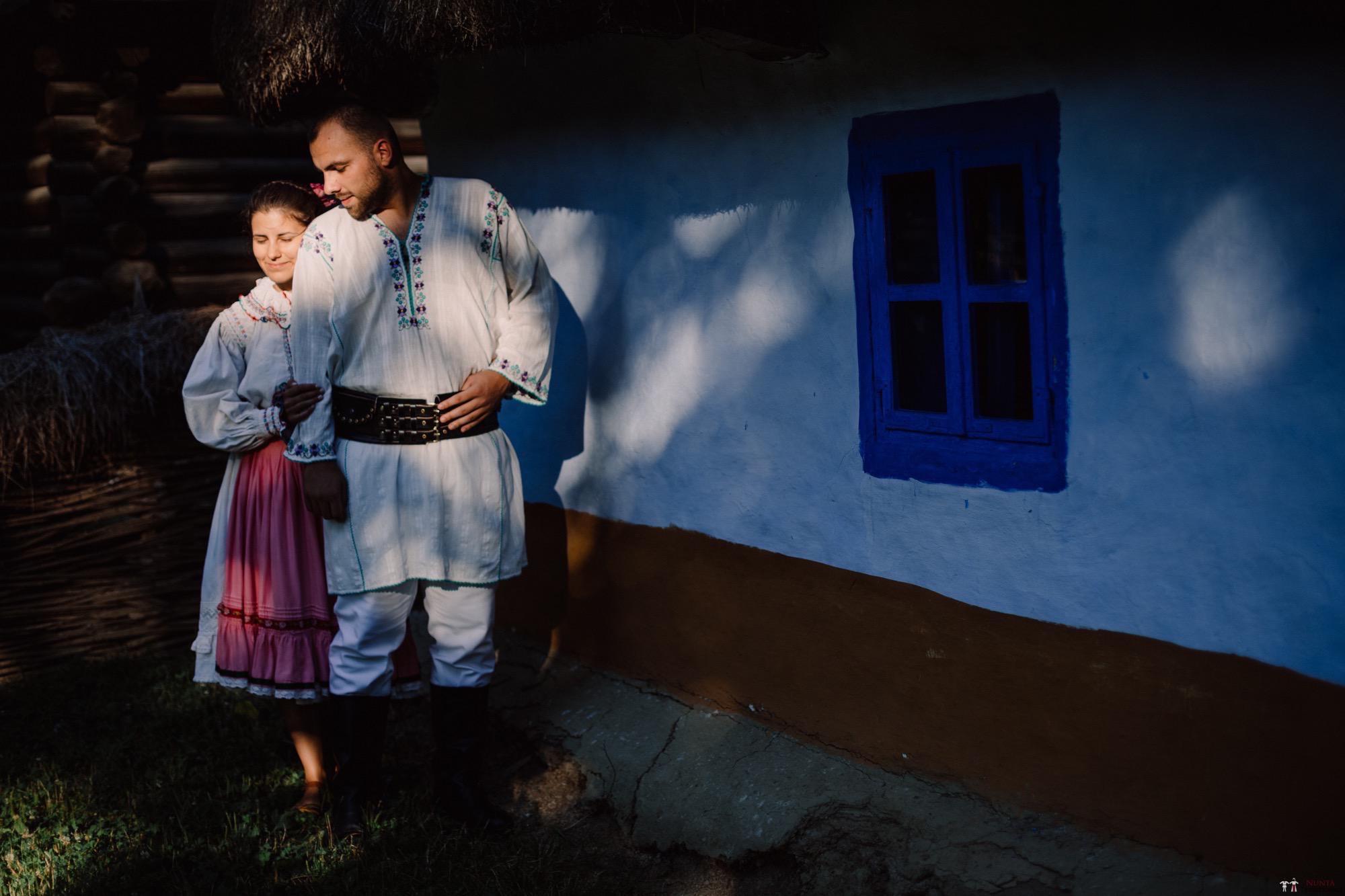 Povești Nunți Tradiționale - Oana și Silviu. Nuntă tradițional românească în București 127