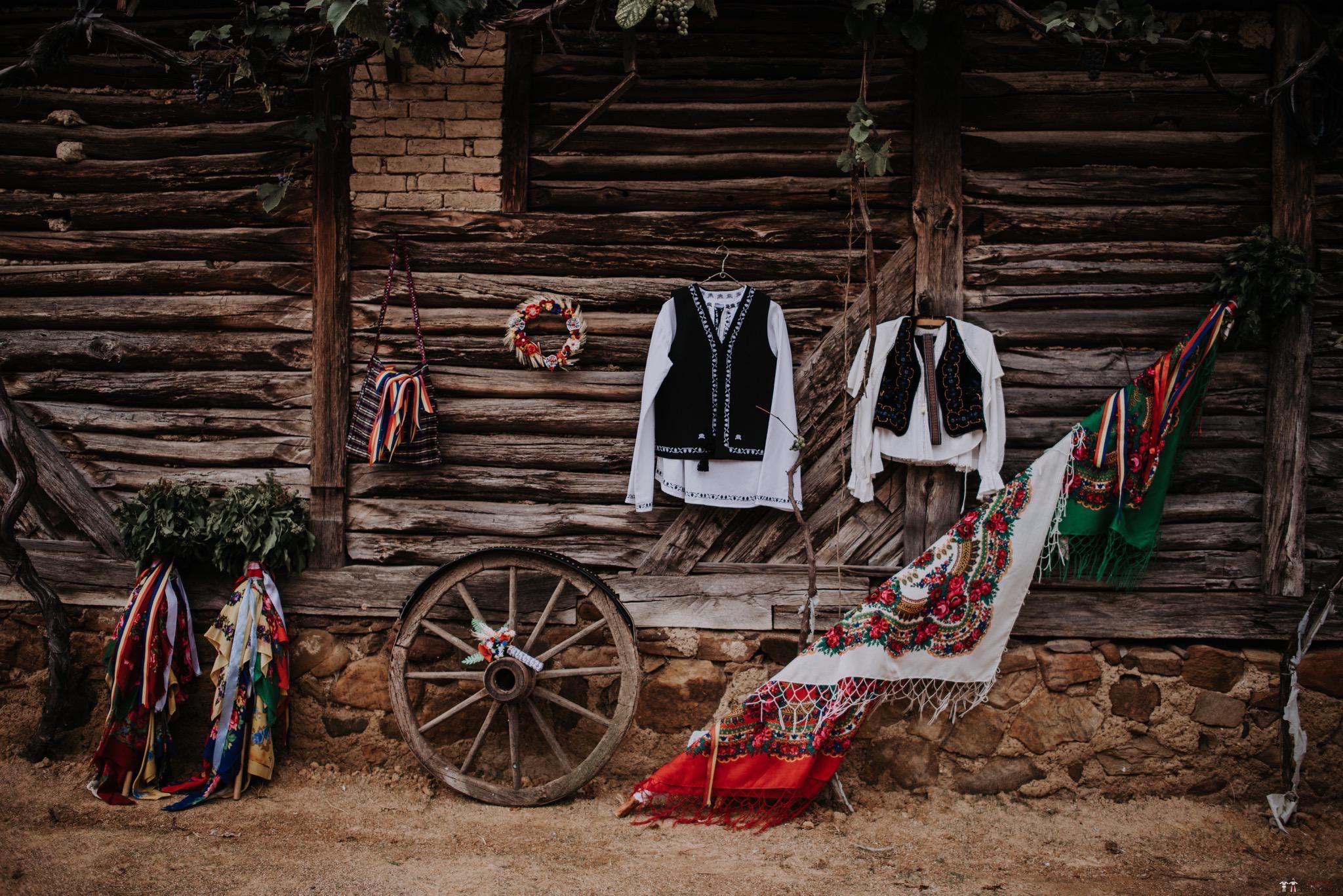 Povești Nunți Tradiționale - Silvia și Adrian. Nuntă tradițională în Ghighișeni, Bihor 11