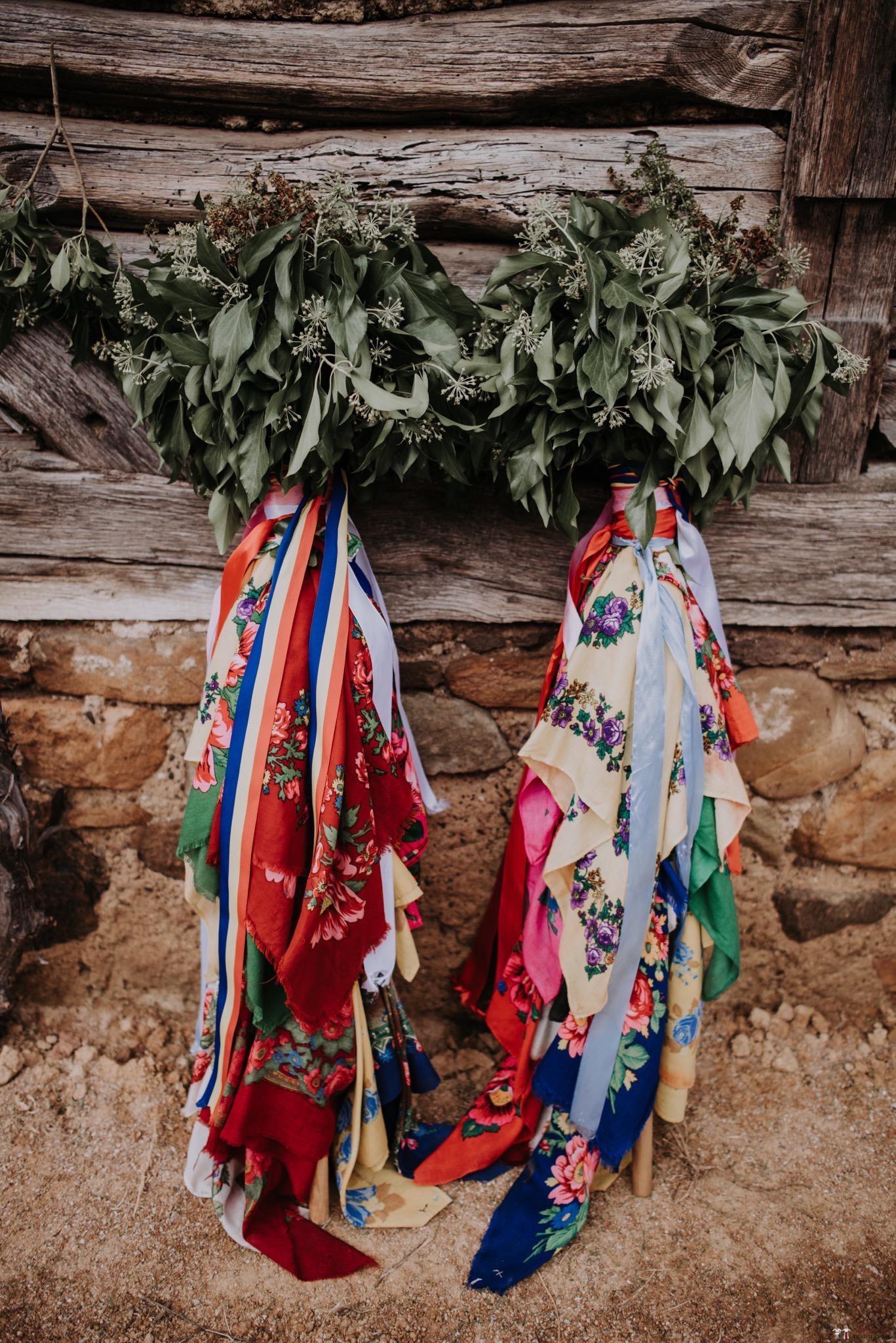 Povești Nunți Tradiționale - Silvia și Adrian. Nuntă tradițională în Ghighișeni, Bihor 14