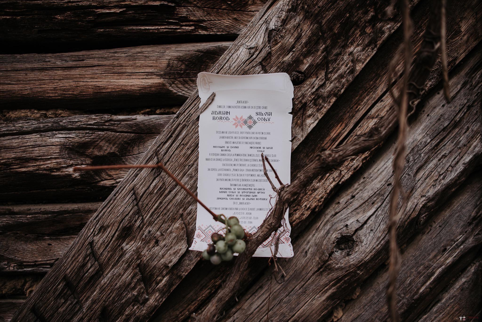 Povești Nunți Tradiționale - Silvia și Adrian. Nuntă tradițională în Ghighișeni, Bihor 18