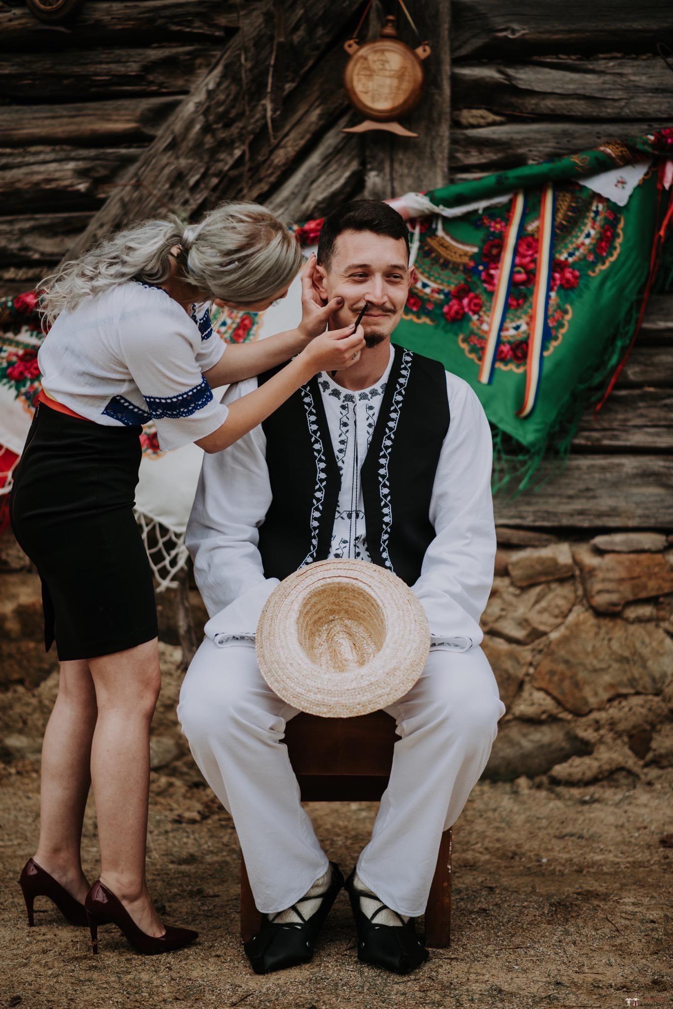 Povești Nunți Tradiționale - Silvia și Adrian. Nuntă tradițională în Ghighișeni, Bihor 20