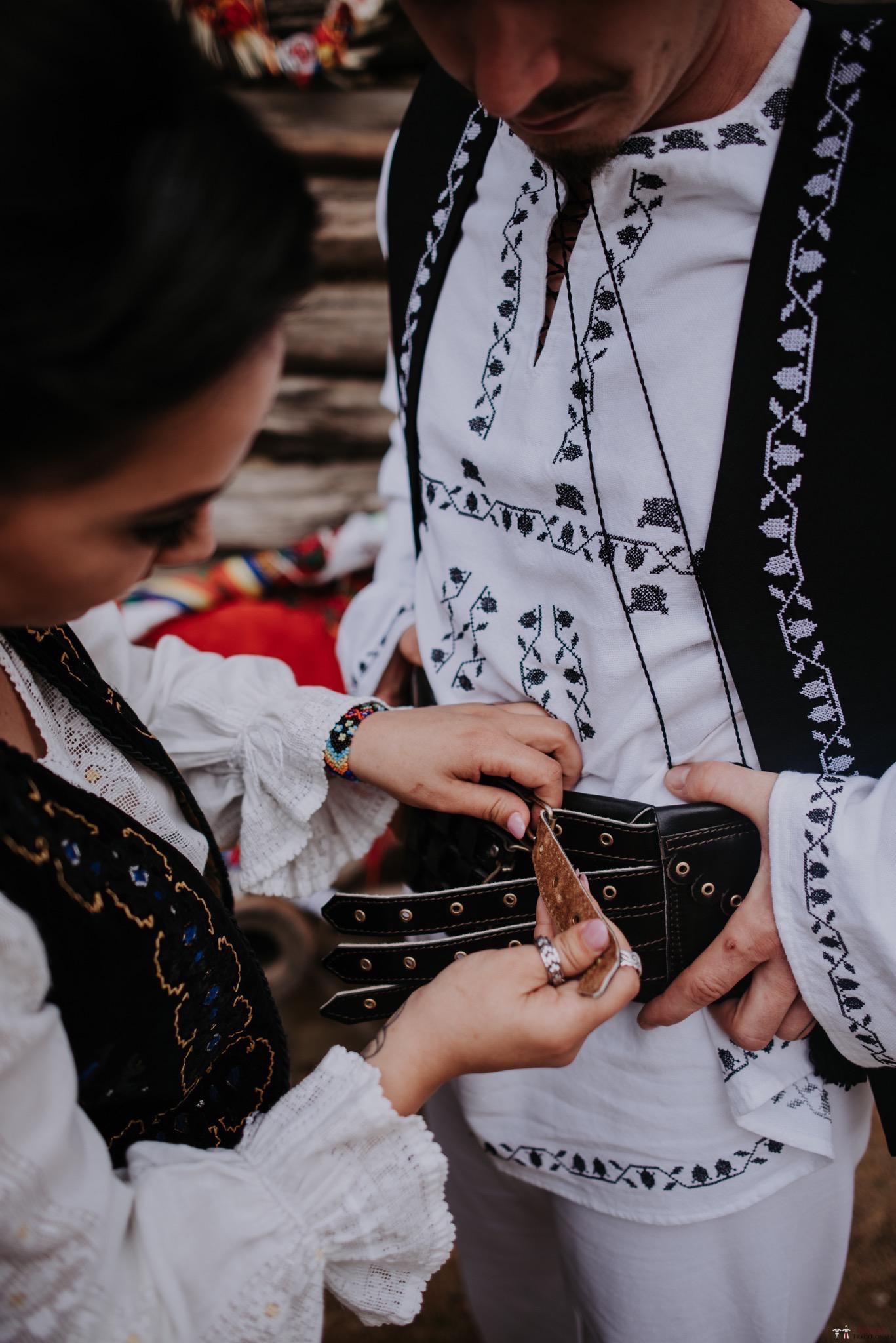 Povești Nunți Tradiționale - Silvia și Adrian. Nuntă tradițională în Ghighișeni, Bihor 22