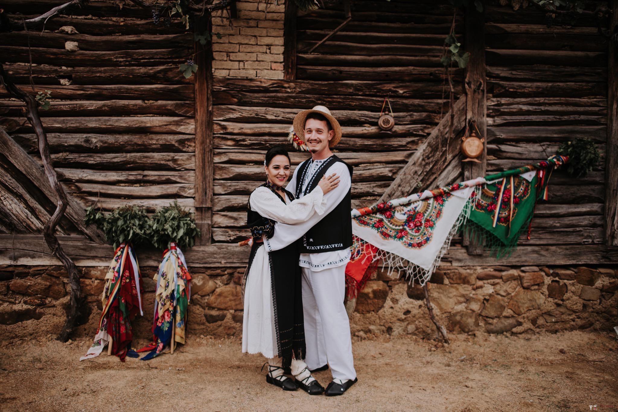 Povești Nunți Tradiționale - Silvia și Adrian. Nuntă tradițională în Ghighișeni, Bihor 23