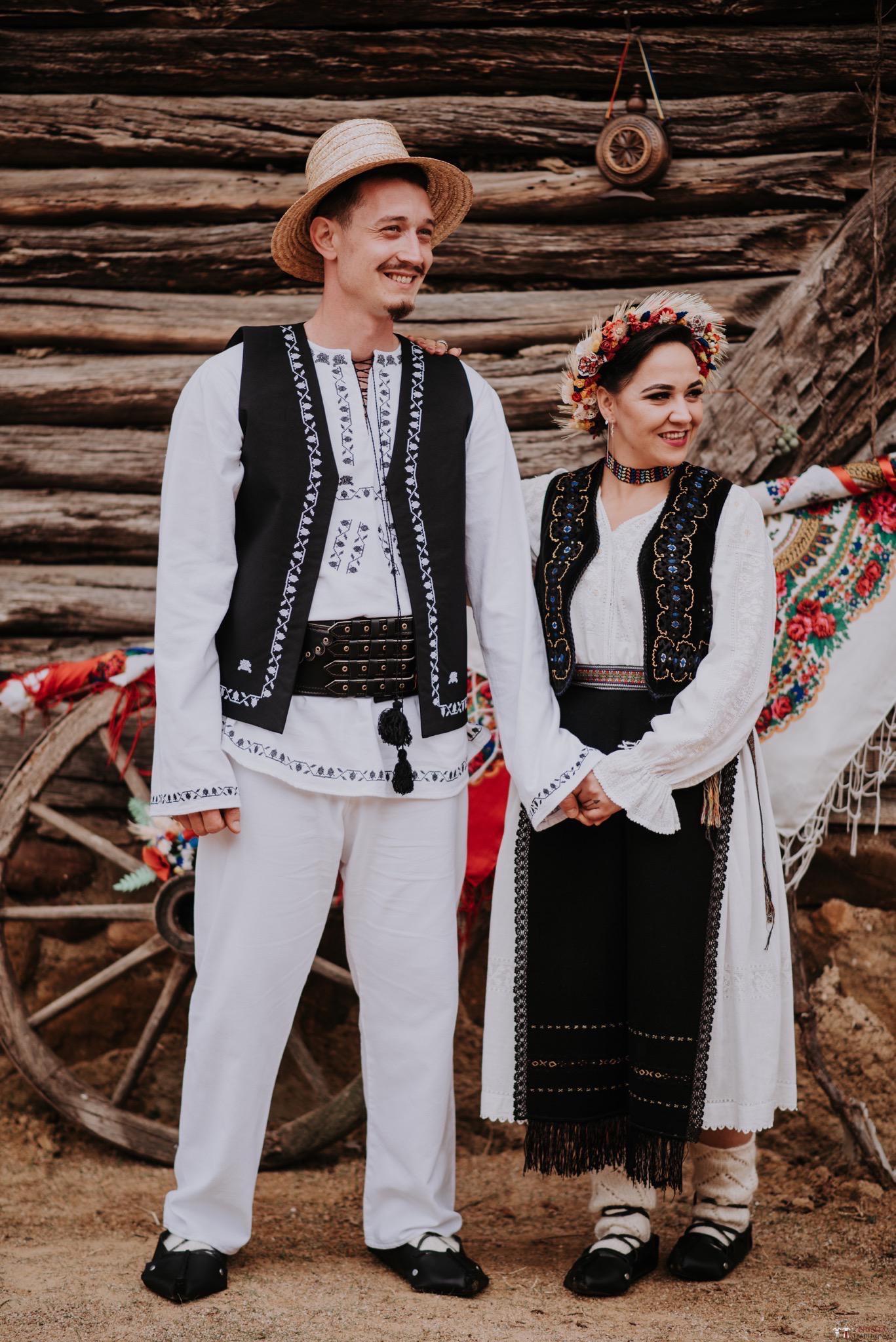Povești Nunți Tradiționale - Silvia și Adrian. Nuntă tradițională în Ghighișeni, Bihor 28