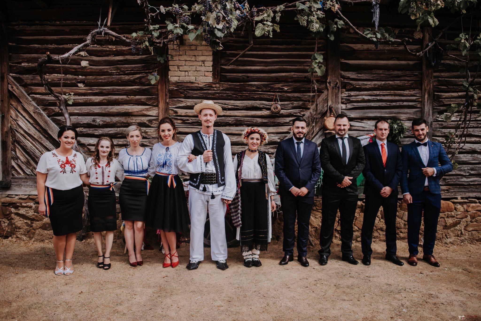 Povești Nunți Tradiționale - Silvia și Adrian. Nuntă tradițională în Ghighișeni, Bihor 30