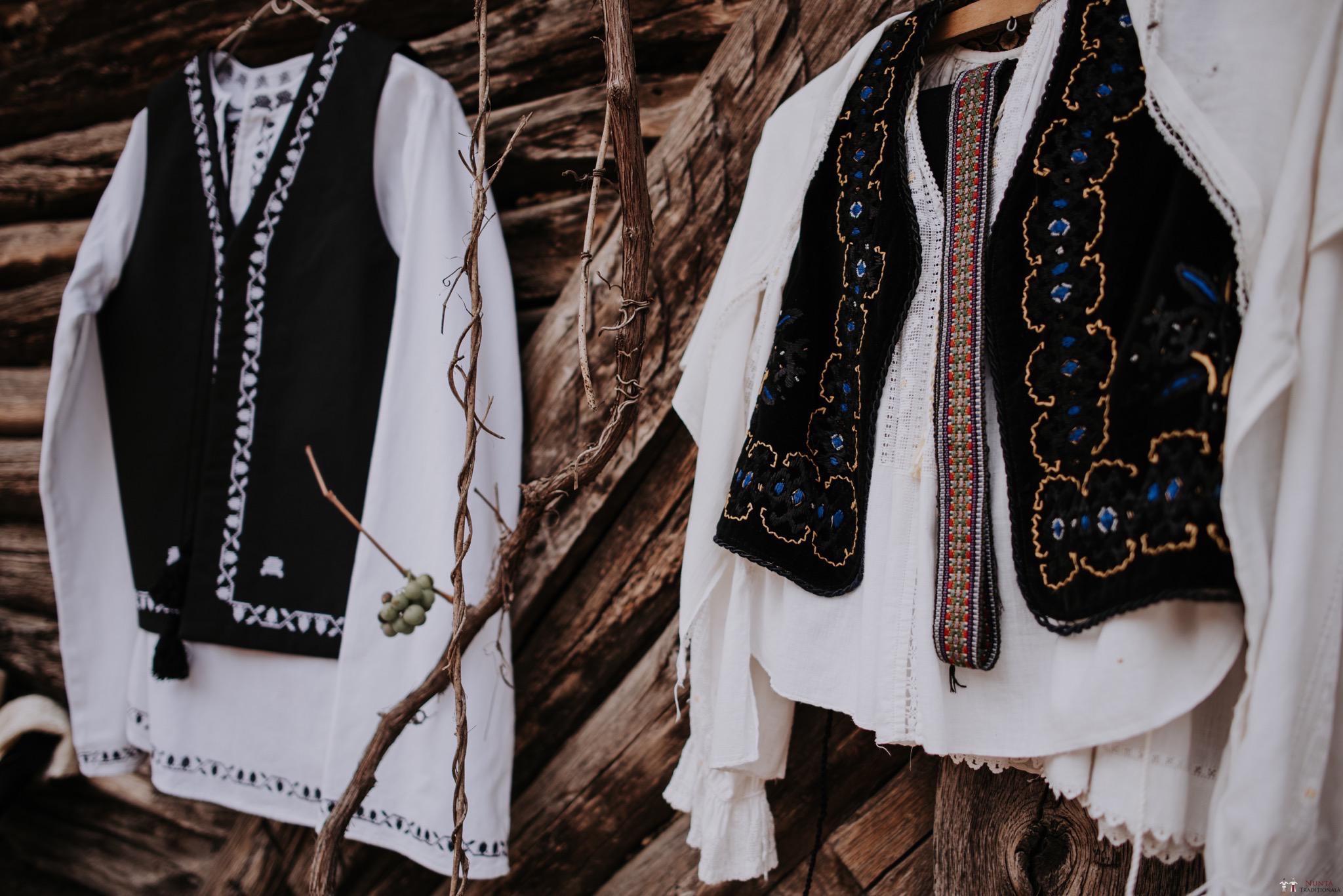 Povești Nunți Tradiționale - Silvia și Adrian. Nuntă tradițională în Ghighișeni, Bihor 3