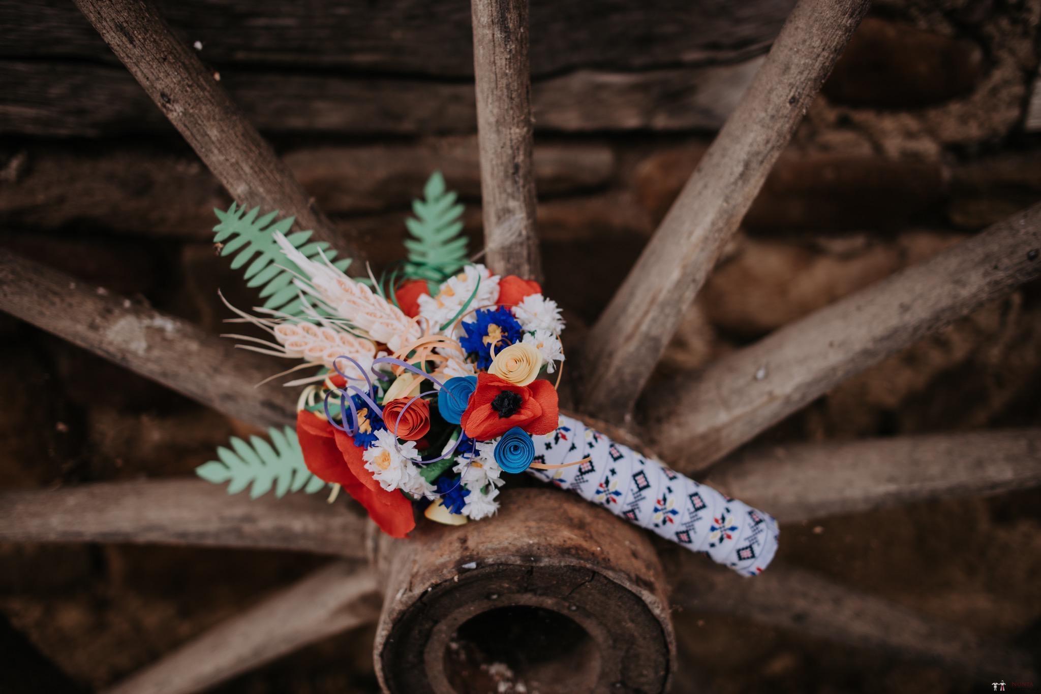 Povești Nunți Tradiționale - Silvia și Adrian. Nuntă tradițională în Ghighișeni, Bihor 4