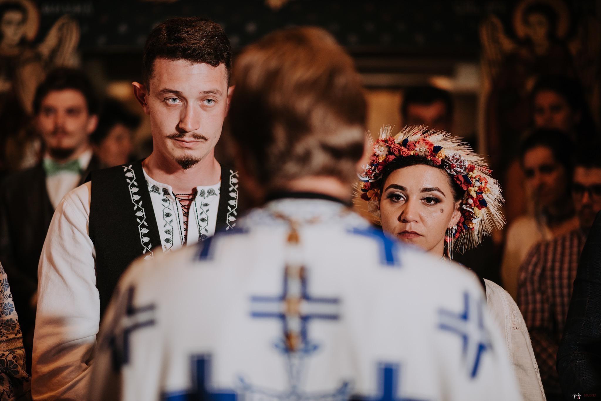 Povești Nunți Tradiționale - Silvia și Adrian. Nuntă tradițională în Ghighișeni, Bihor 49