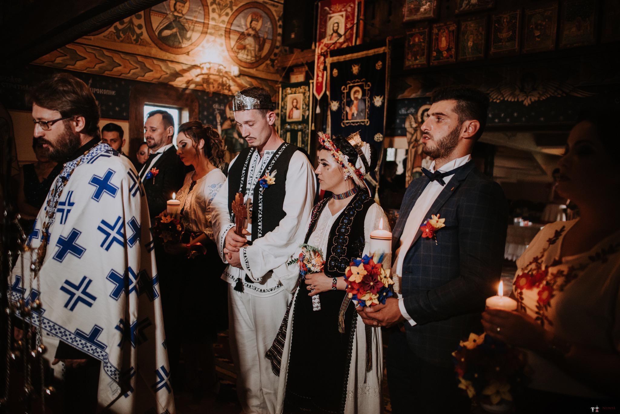 Povești Nunți Tradiționale - Silvia și Adrian. Nuntă tradițională în Ghighișeni, Bihor 51