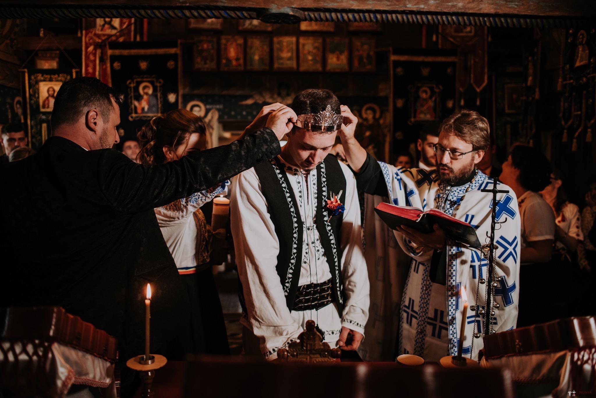 Povești Nunți Tradiționale - Silvia și Adrian. Nuntă tradițională în Ghighișeni, Bihor 54