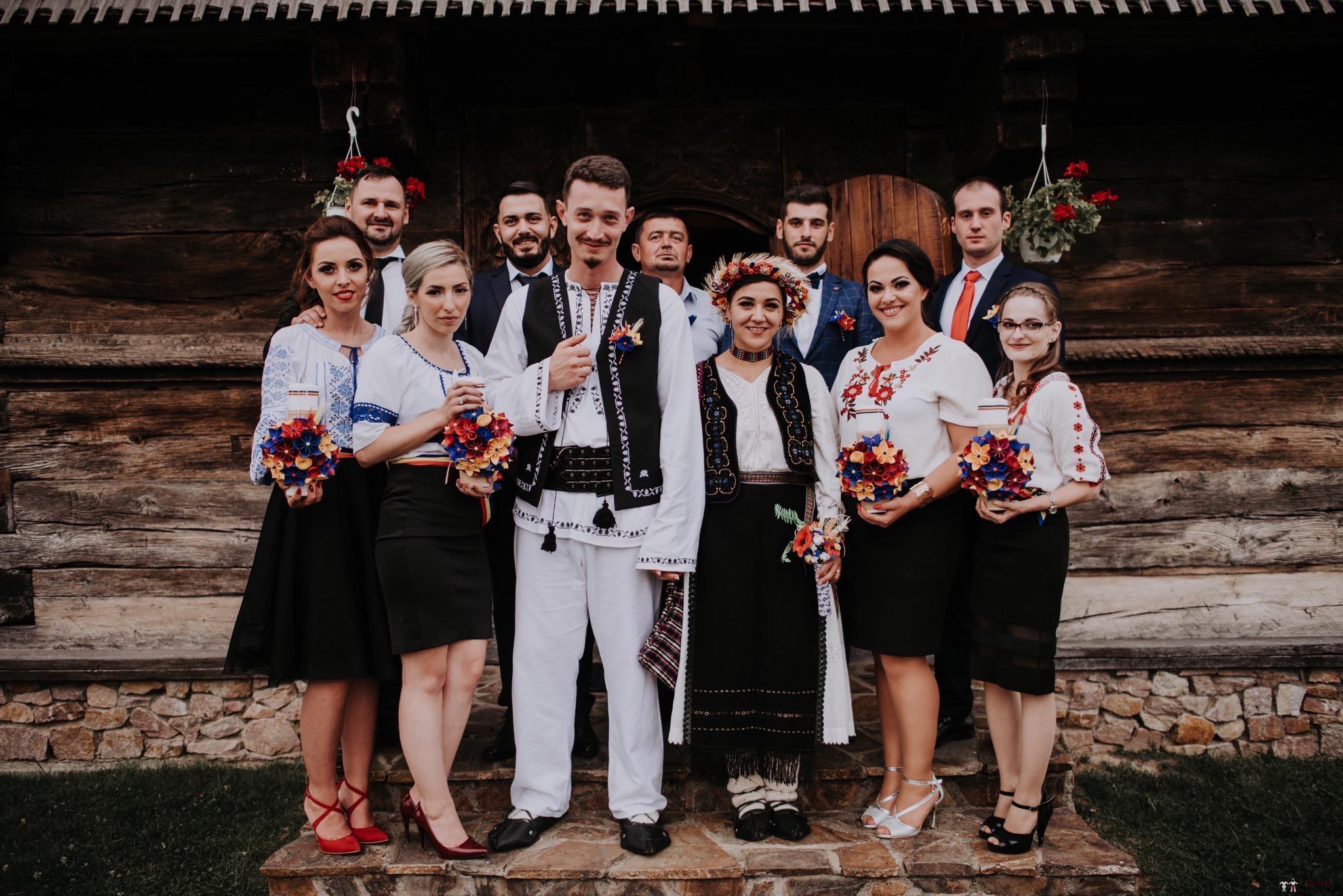 Povești Nunți Tradiționale - Silvia și Adrian. Nuntă tradițională în Ghighișeni, Bihor 59