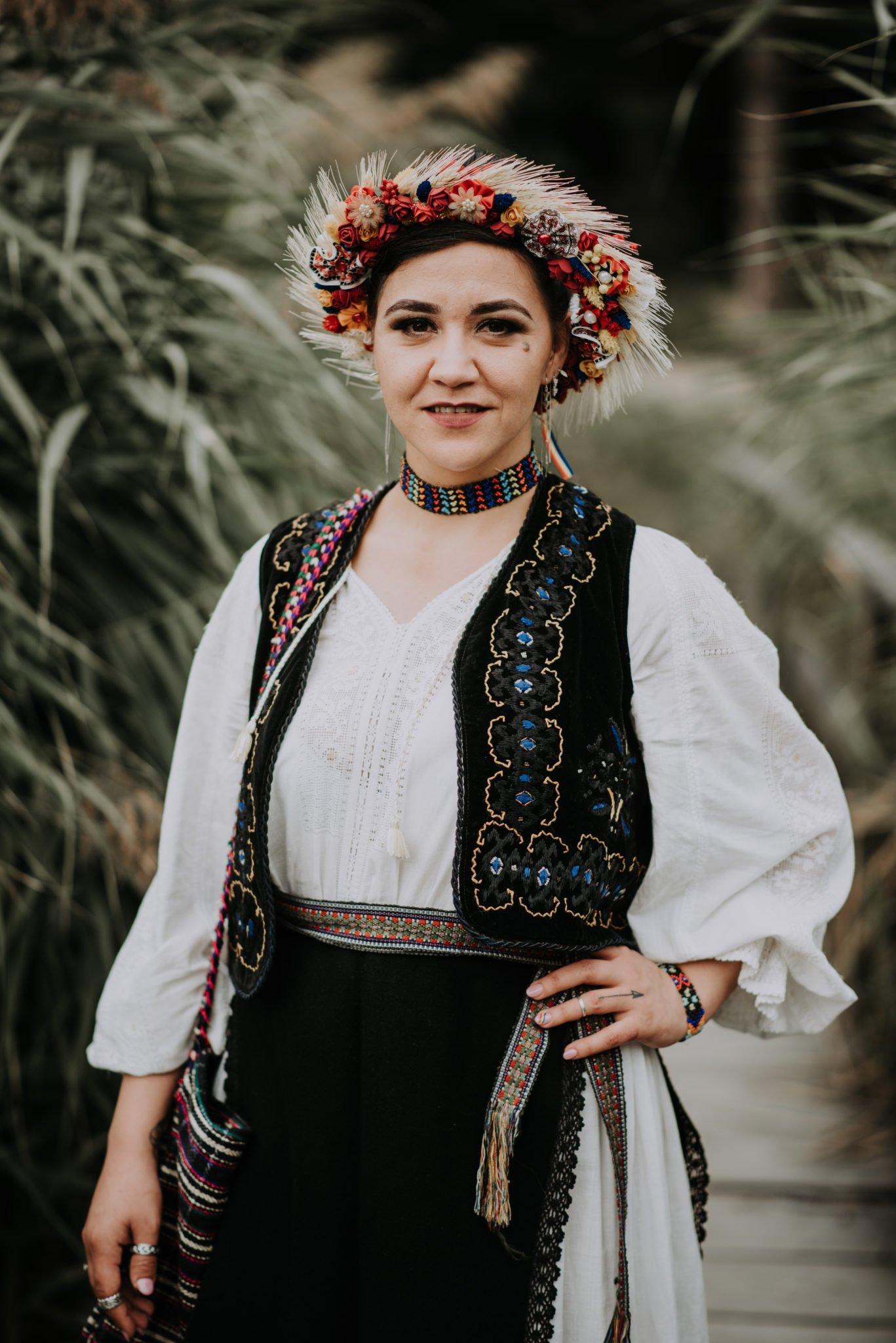 Povești Nunți Tradiționale - Silvia și Adrian. Nuntă tradițională în Ghighișeni, Bihor 127