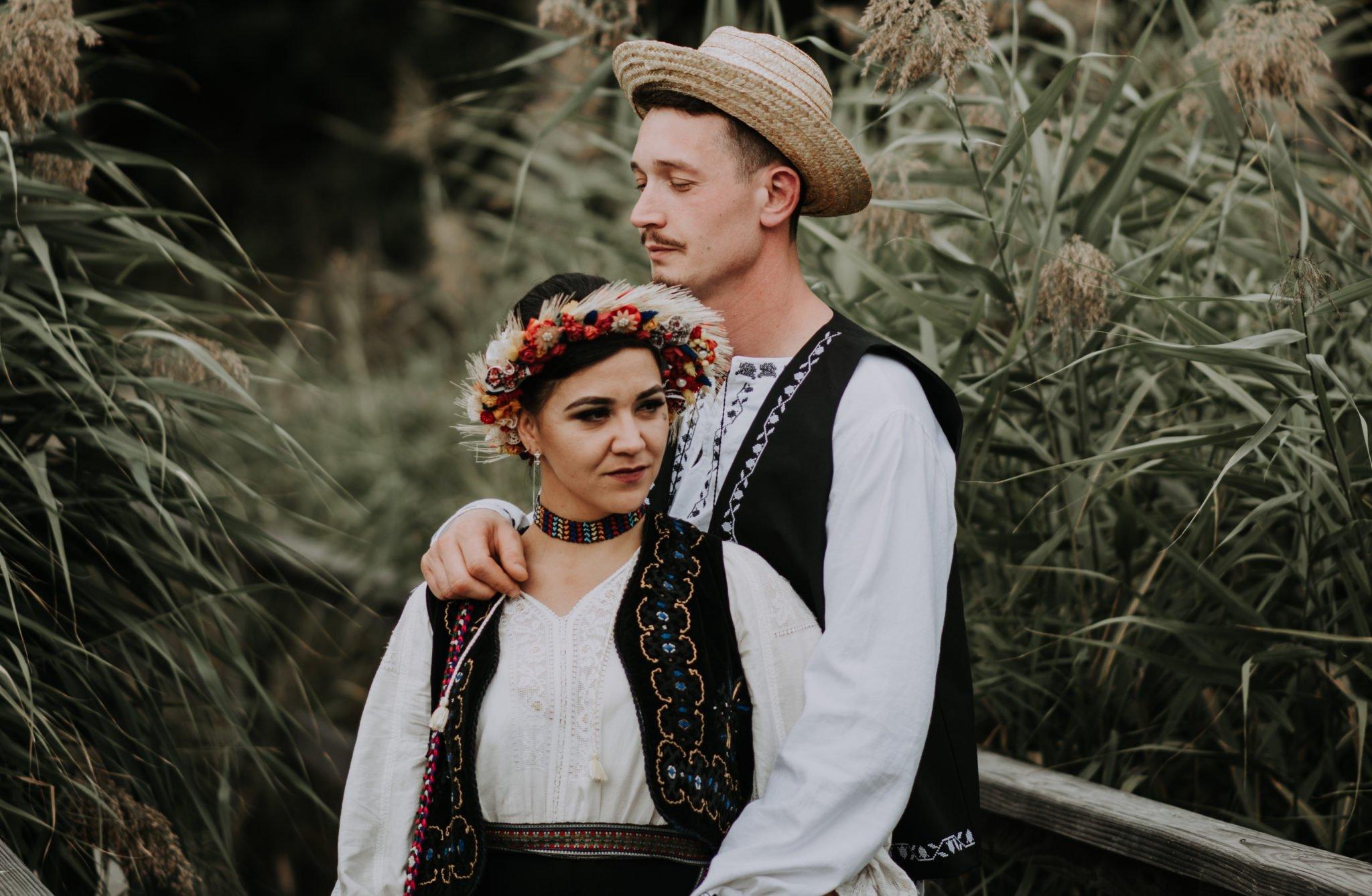 Povești Nunți Tradiționale - Silvia și Adrian. Nuntă tradițională în Ghighișeni, Bihor 128
