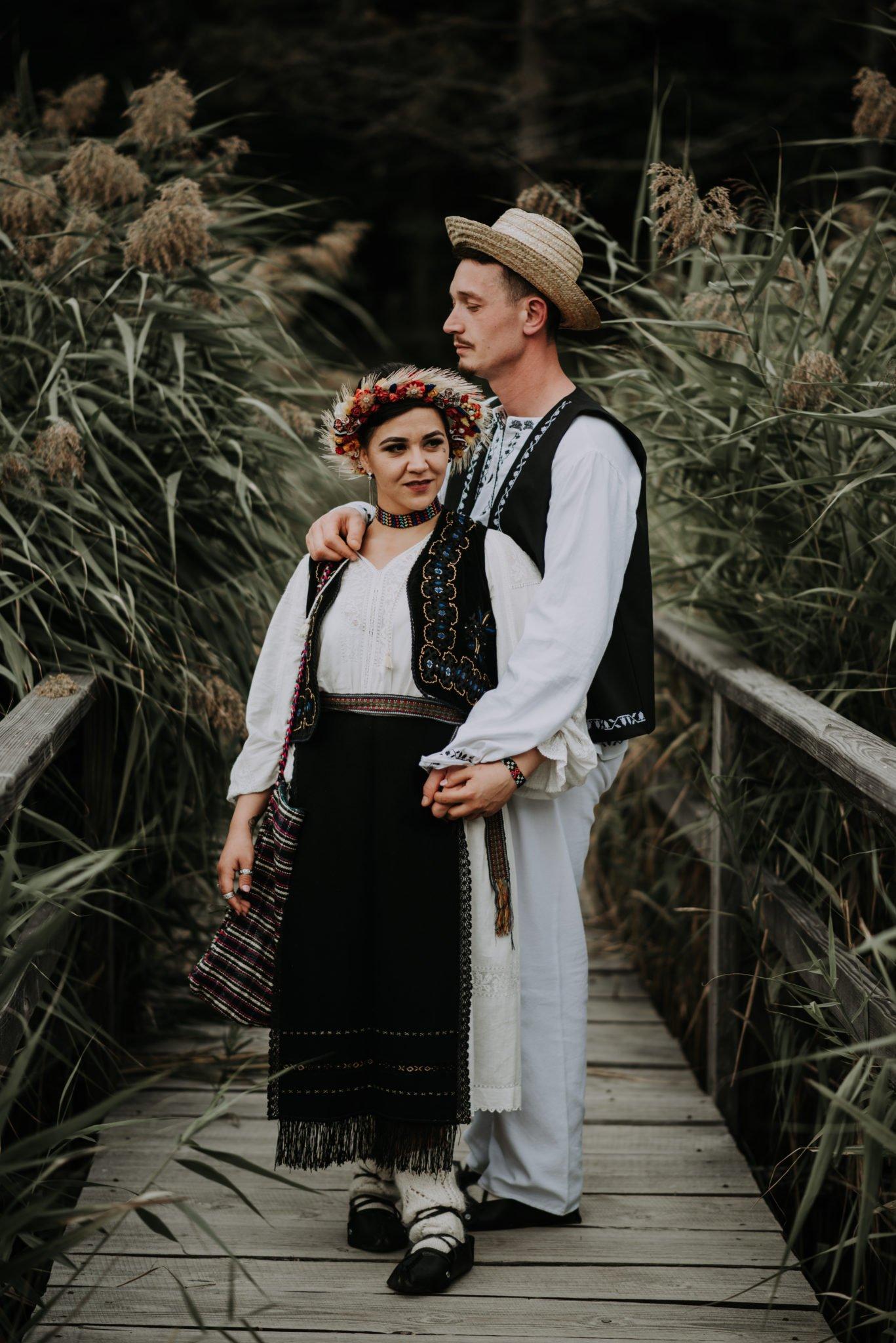 Povești Nunți Tradiționale - Silvia și Adrian. Nuntă tradițională în Ghighișeni, Bihor 129