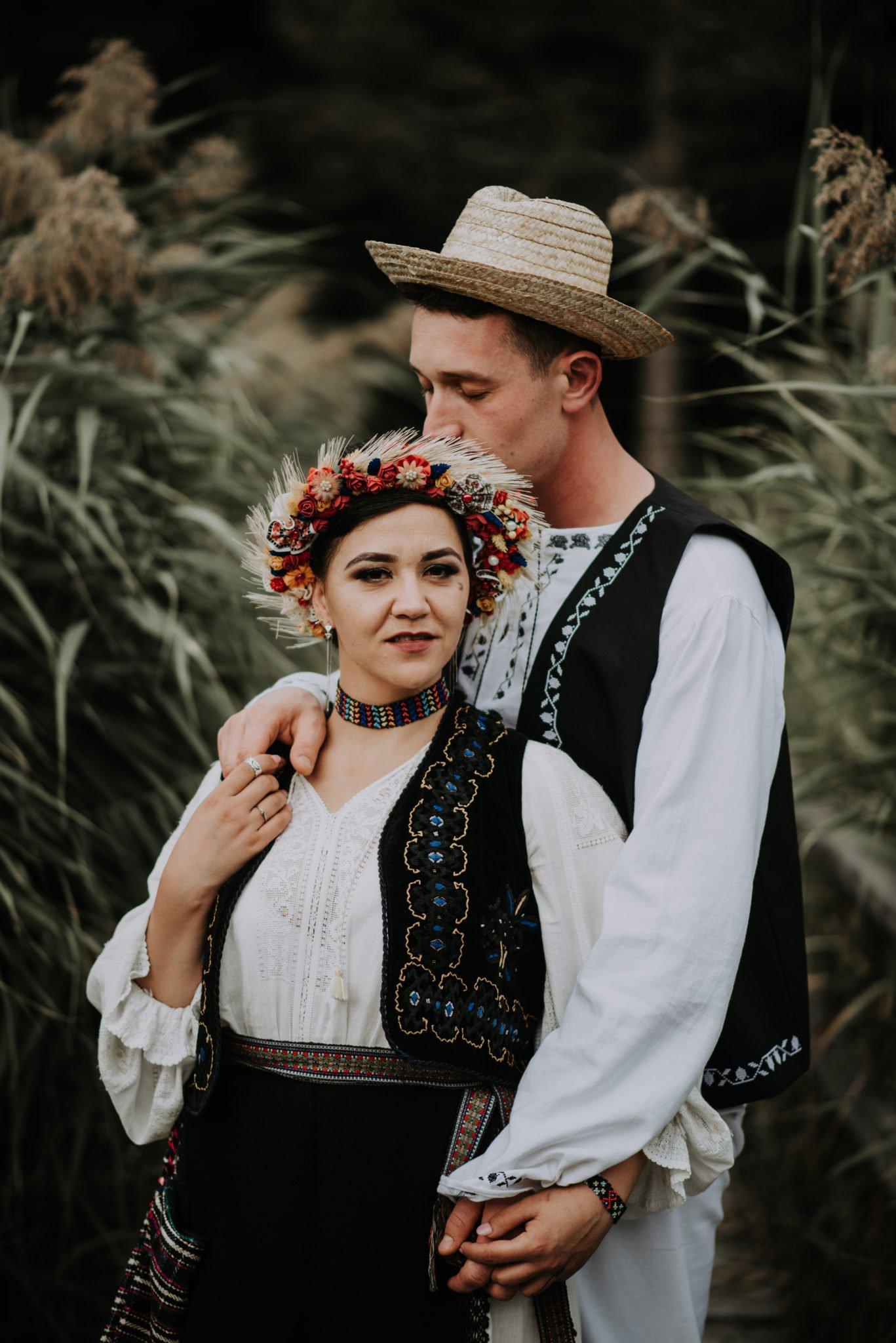 Povești Nunți Tradiționale - Silvia și Adrian. Nuntă tradițională în Ghighișeni, Bihor 130