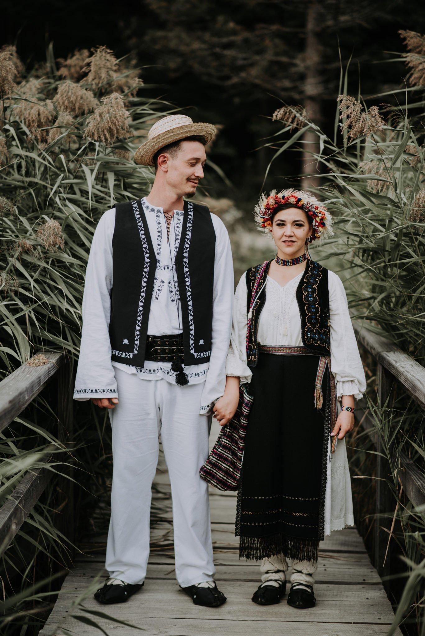 Povești Nunți Tradiționale - Silvia și Adrian. Nuntă tradițională în Ghighișeni, Bihor 131