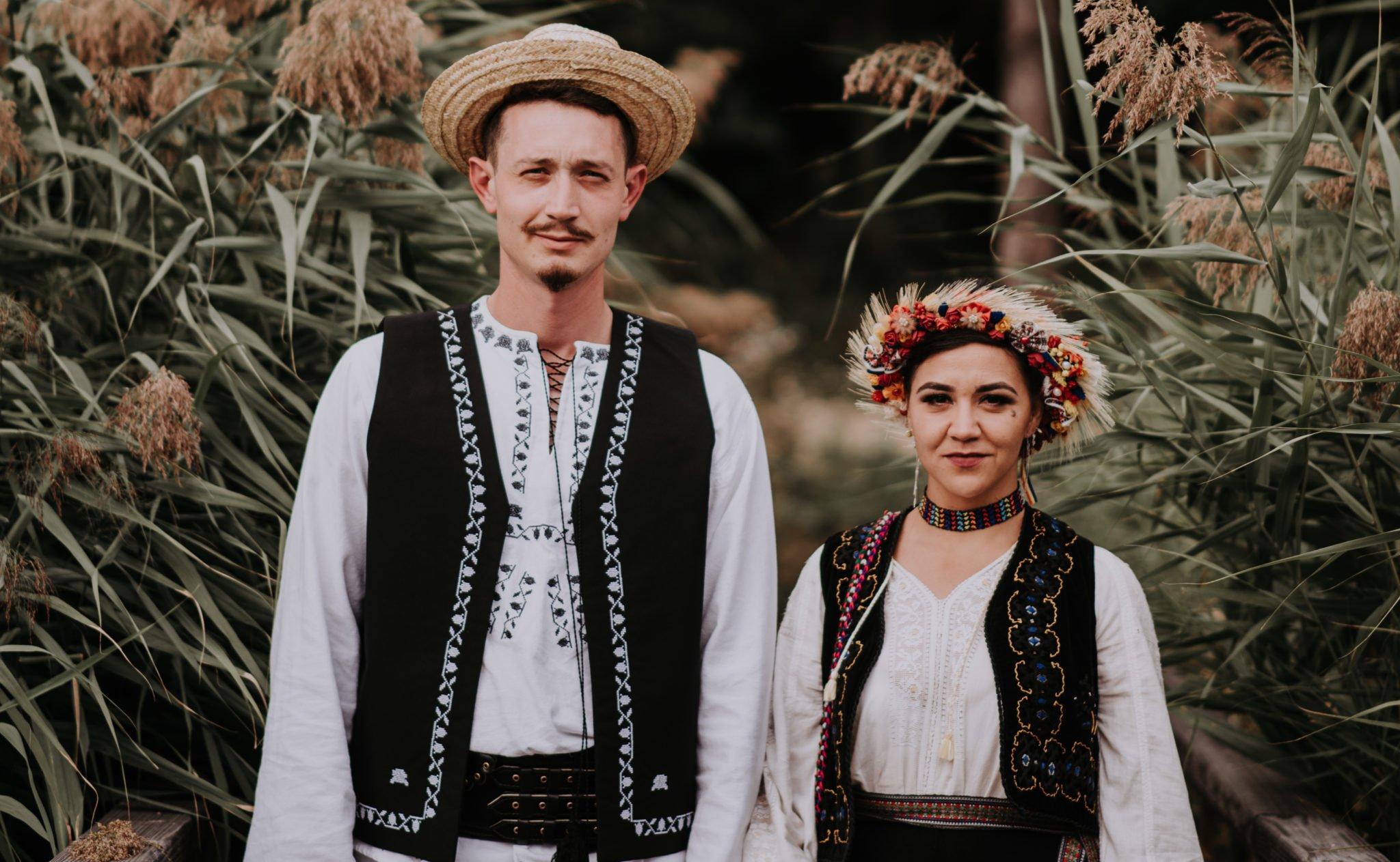 Povești Nunți Tradiționale - Silvia și Adrian. Nuntă tradițională în Ghighișeni, Bihor 132