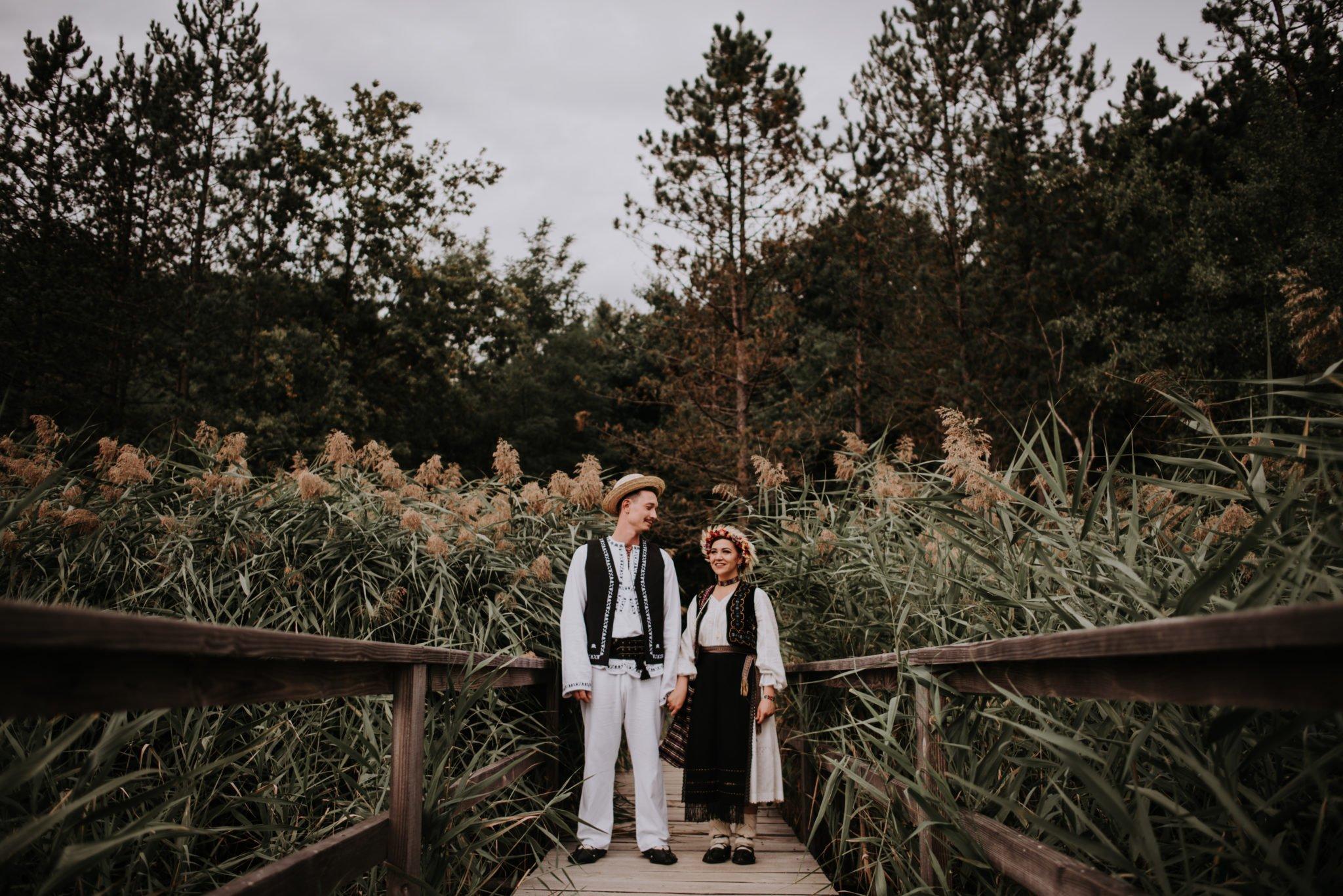 Povești Nunți Tradiționale - Silvia și Adrian. Nuntă tradițională în Ghighișeni, Bihor 134