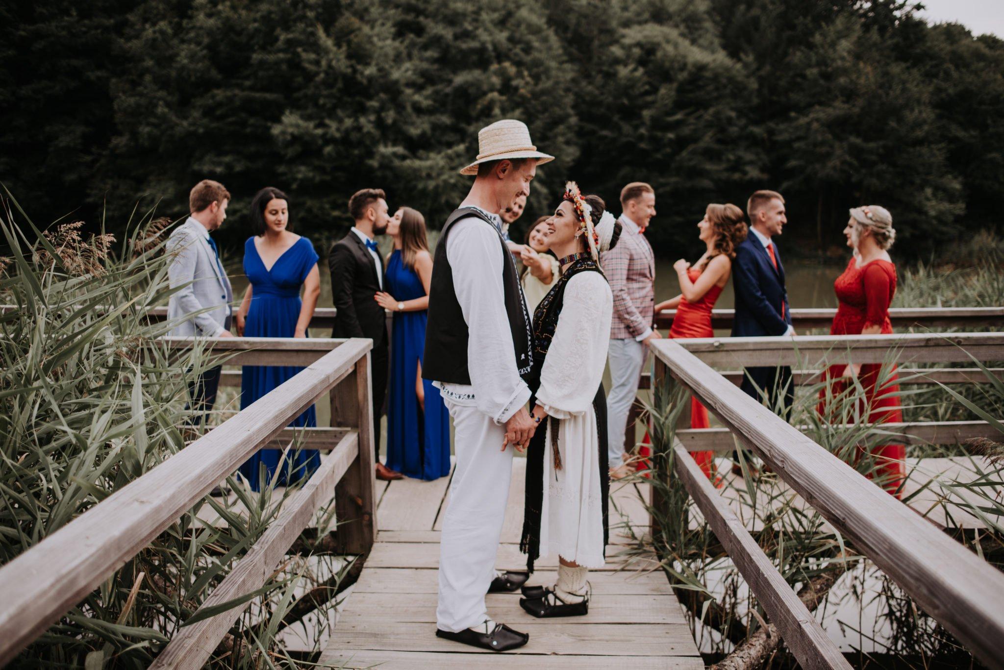 Povești Nunți Tradiționale - Silvia și Adrian. Nuntă tradițională în Ghighișeni, Bihor 135