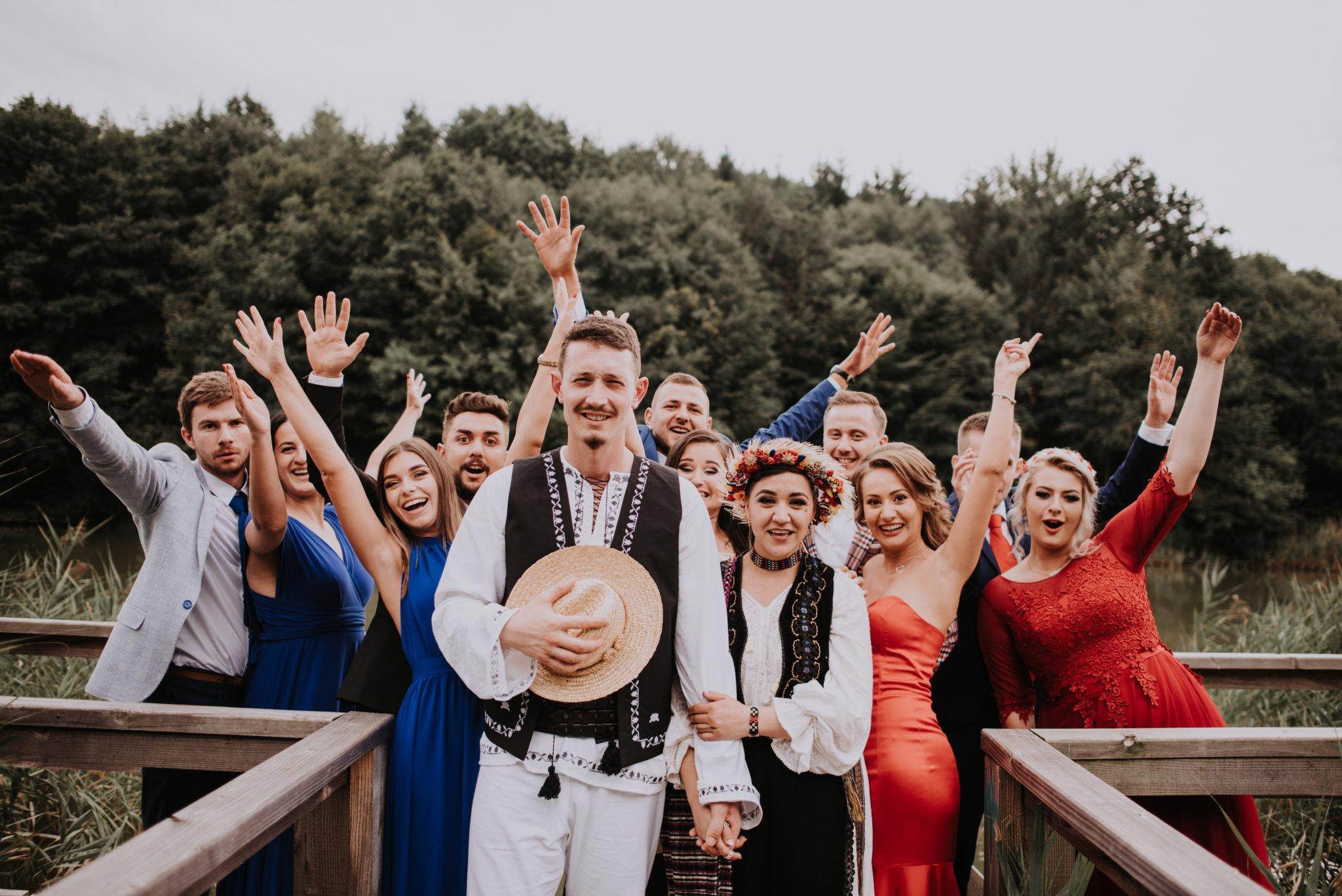 Povești Nunți Tradiționale - Silvia și Adrian. Nuntă tradițională în Ghighișeni, Bihor 136